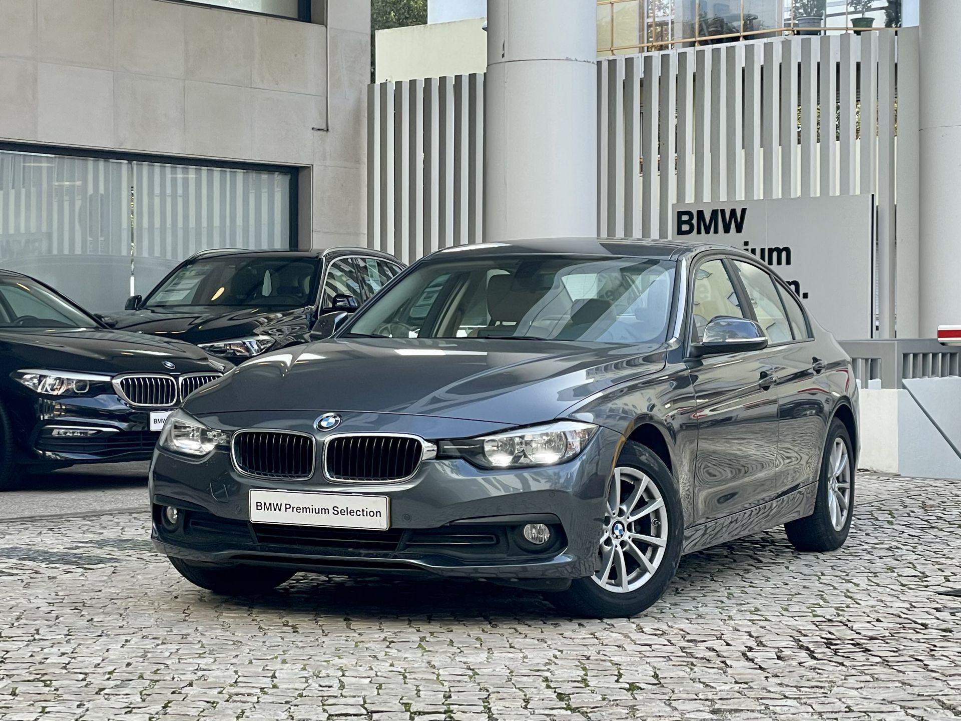 BMW Serie 3 318d Auto segunda mão Lisboa