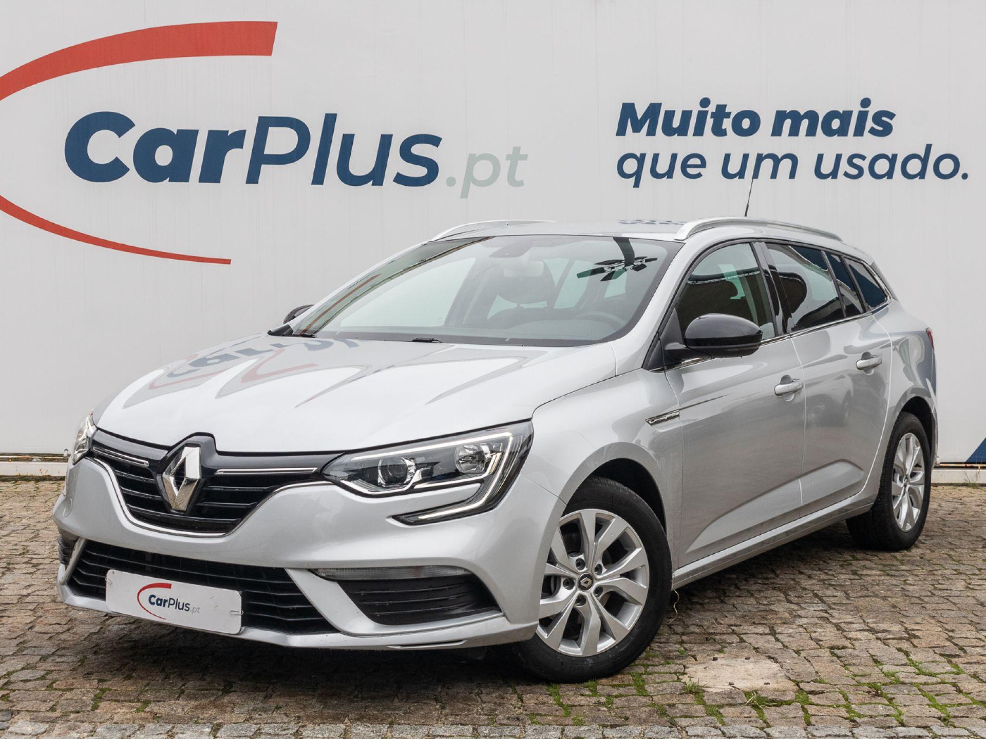Renault Megane ST 1.3 TCe 140cv FAP Limited EDC segunda mão Lisboa