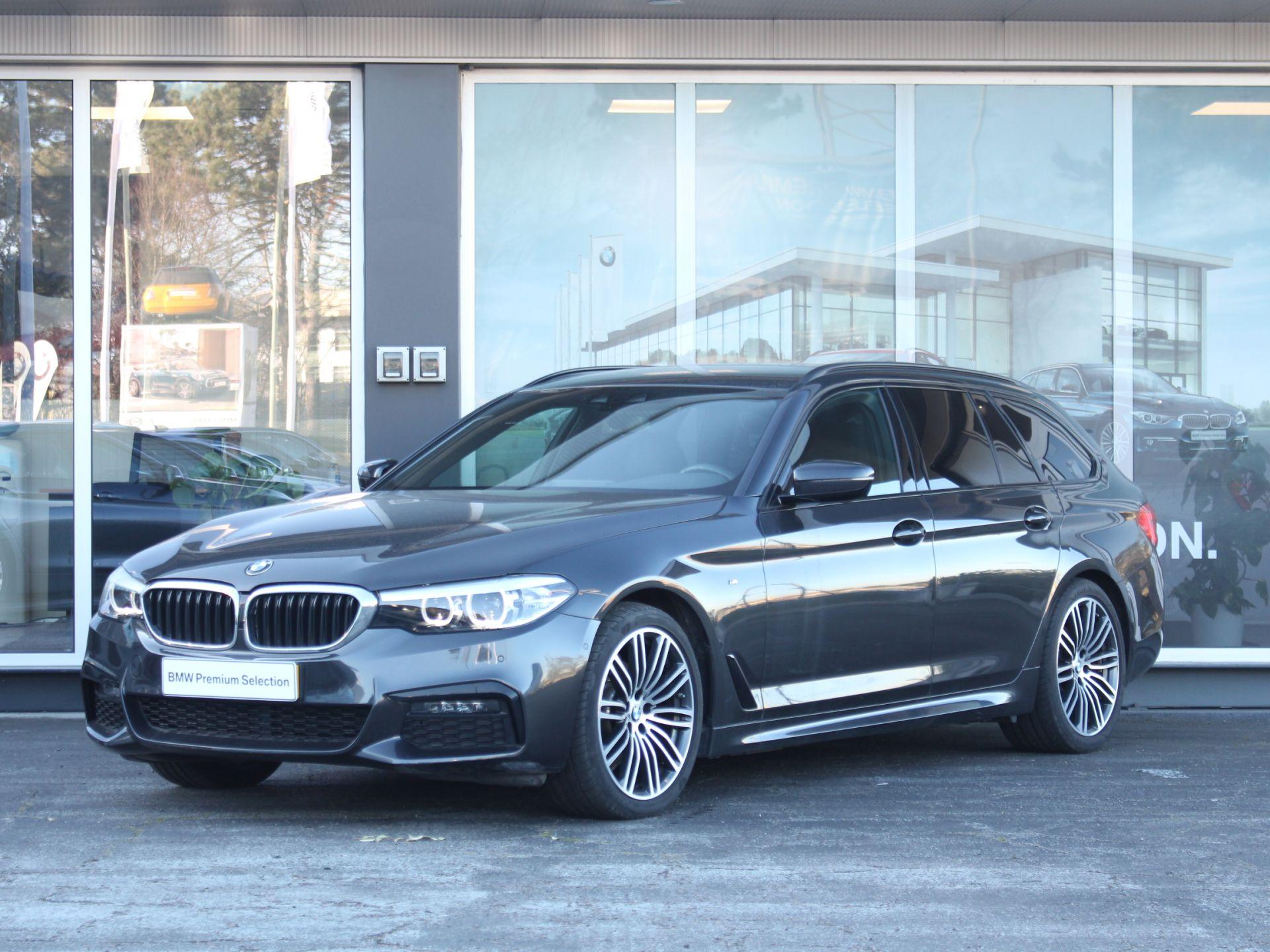 BMW Serie 5 520d Auto segunda mão Porto