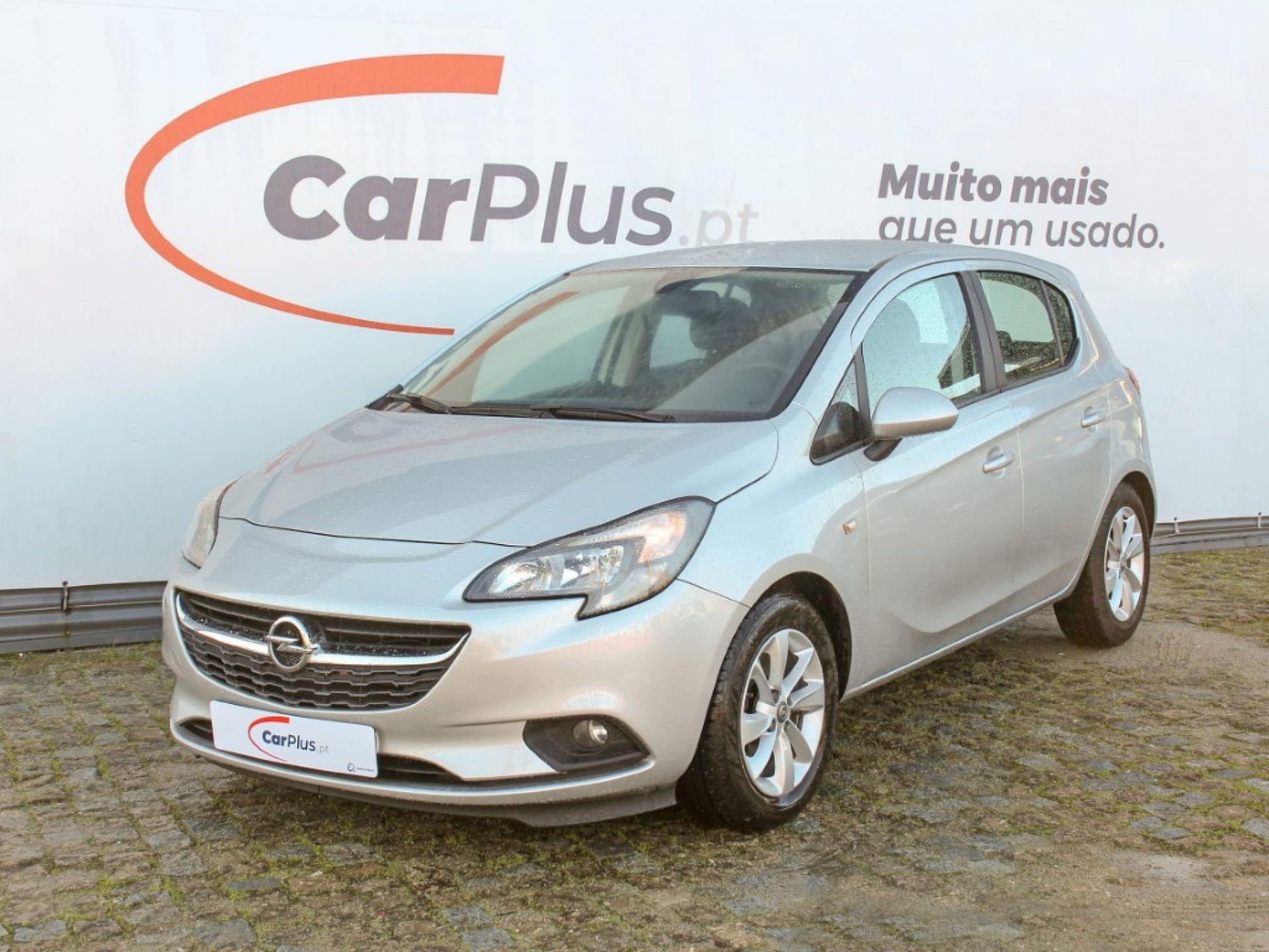 Opel Corsa 1.3 CDTI 95cv S/S Dynamic segunda mão Braga