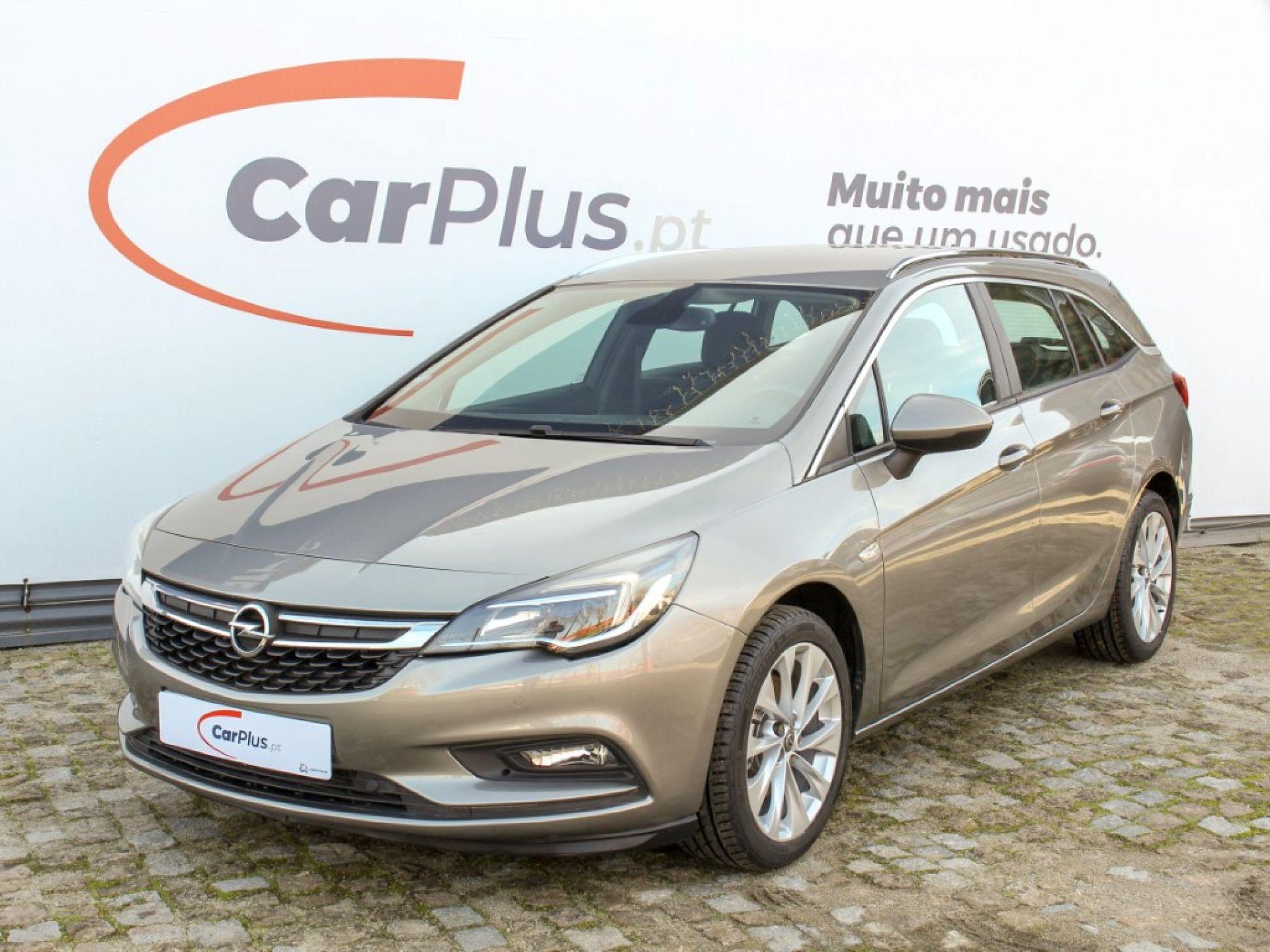 Opel Astra 1.6 CDTI 110HP S/S INNOVATION SP TOURER segunda mão Porto