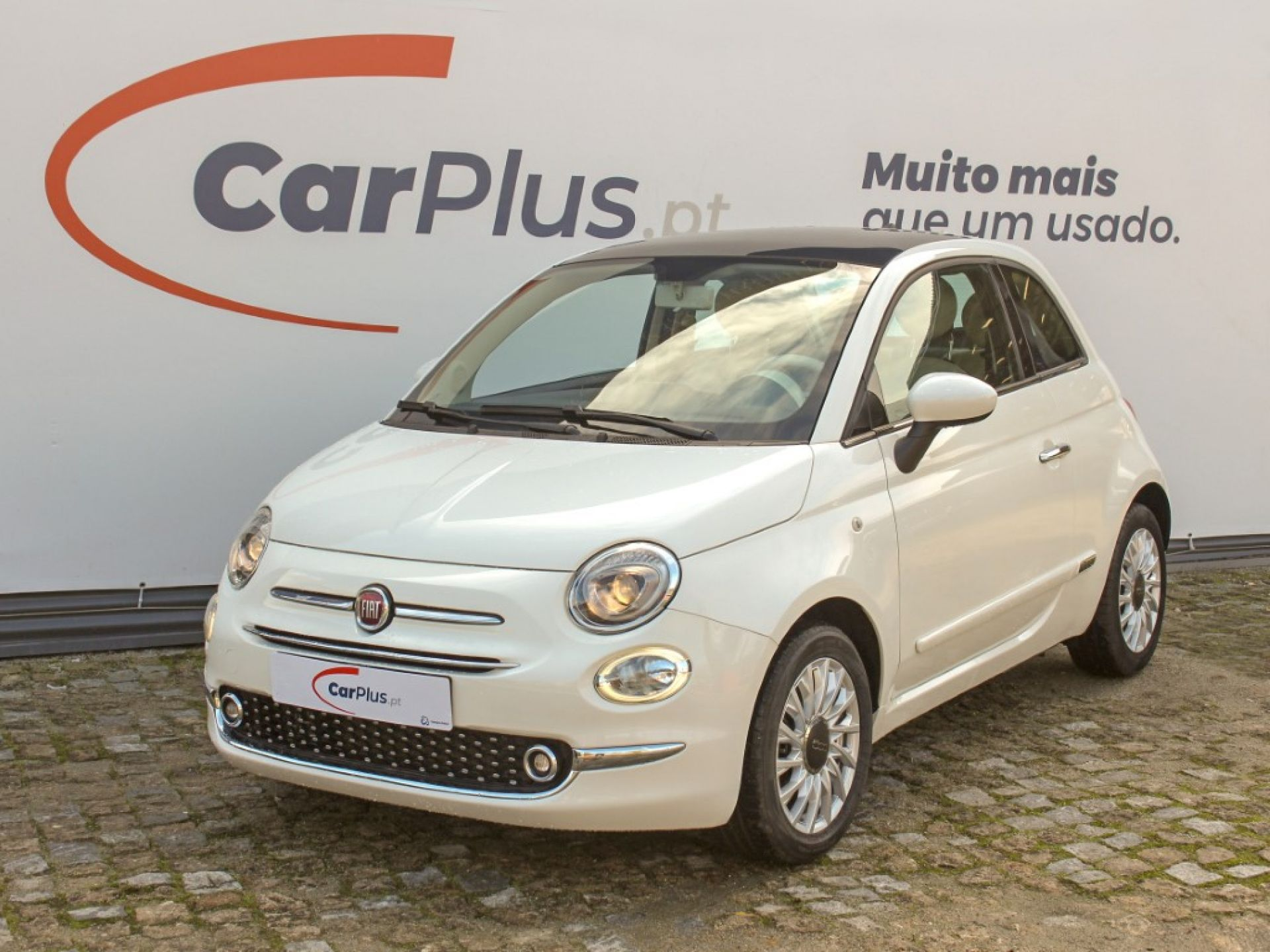 Fiat 500 1.3 Multijet 16V 95cv S&S Lounge segunda mão Porto