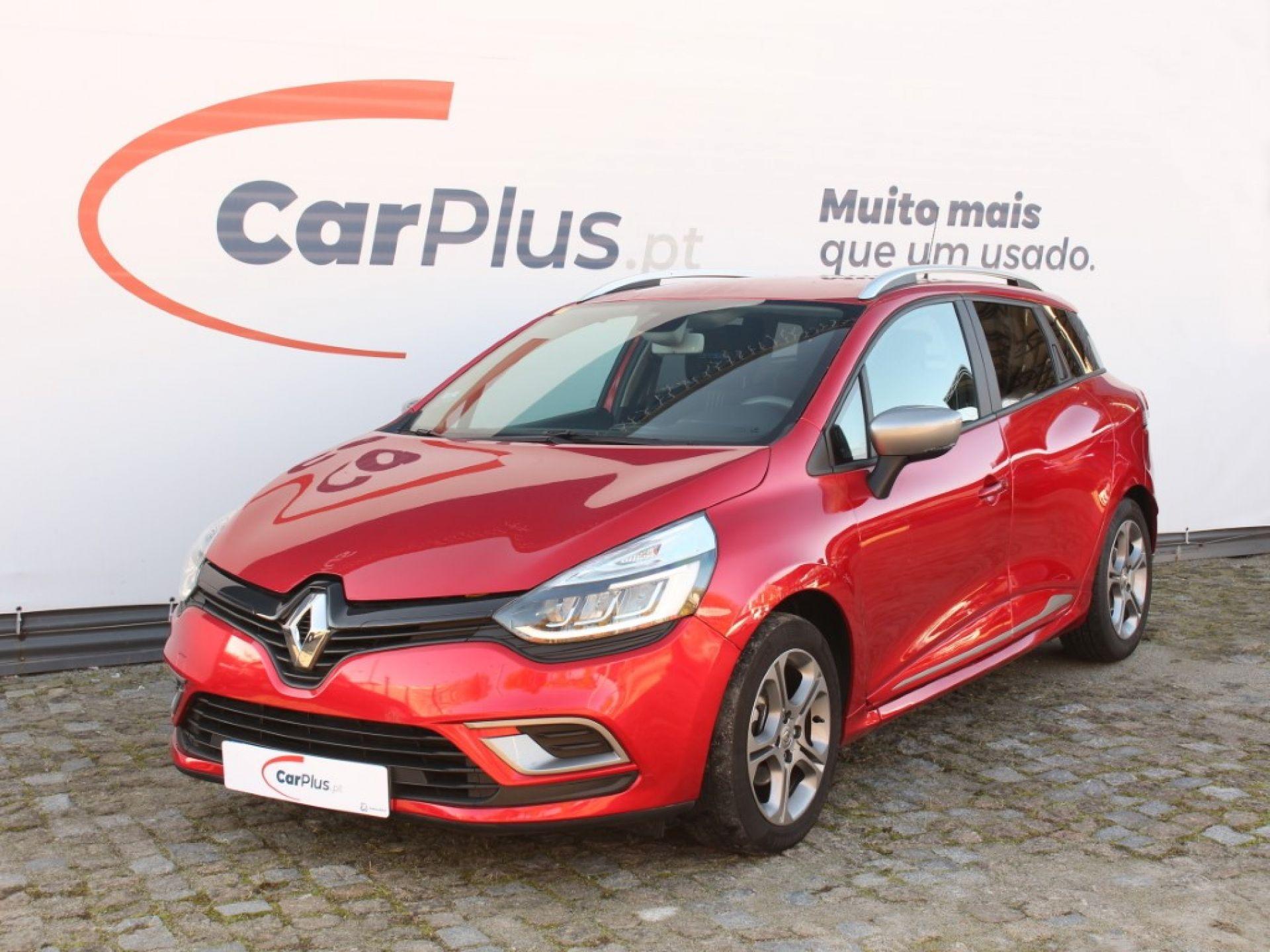 Renault Clio 1.5 dCi Energy 90 GT Line segunda mão Porto
