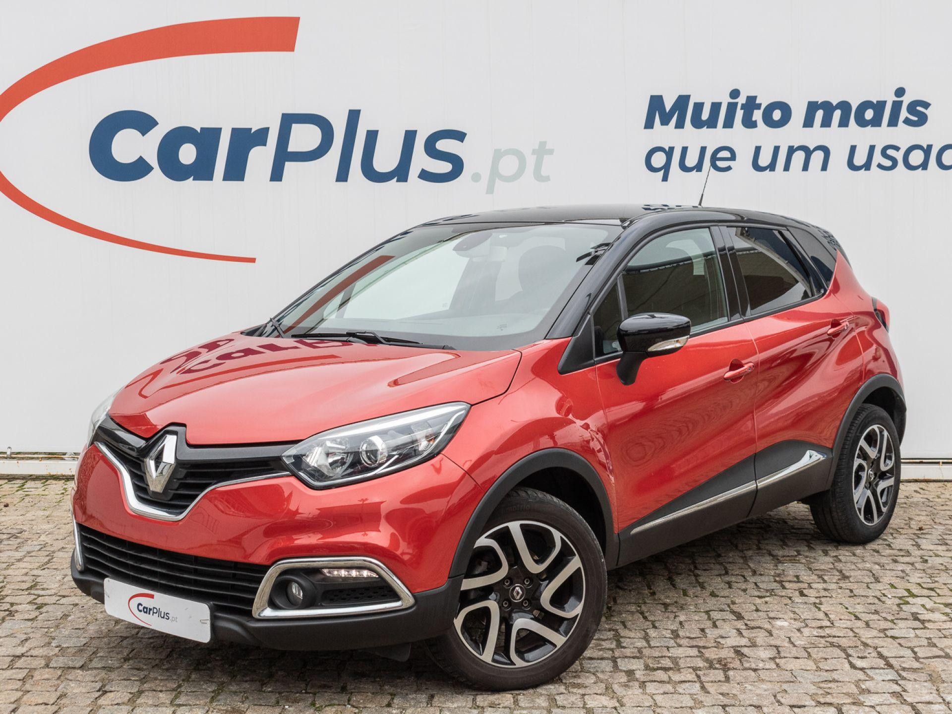 Renault Captur 1.5 dCi 90 Energy Exclusive segunda mão Lisboa