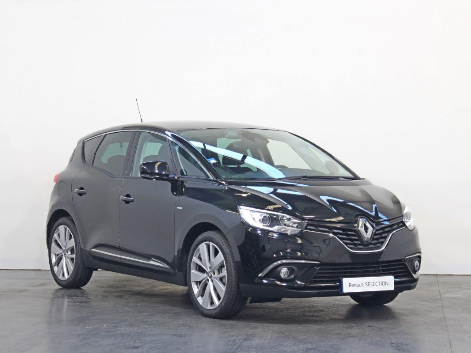Renault Scenic 1.7 Blue dCi 120 Limited segunda mão Porto