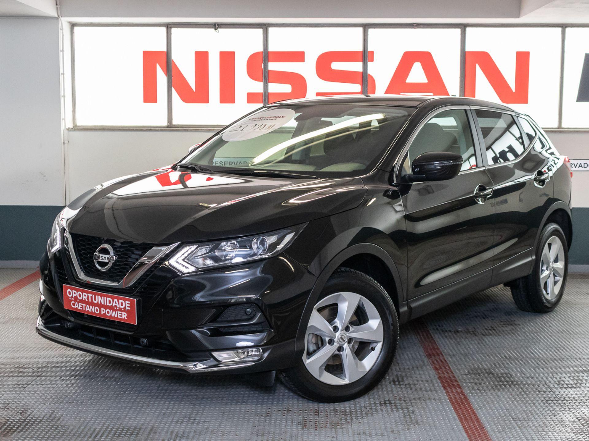 Nissan Qashqai 1.2 DIG-T 115cv Acenta usada Lisboa