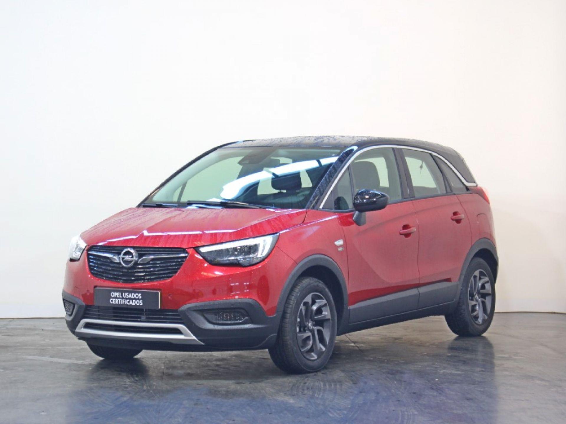Opel Crossland X 1.2 83cv 2020 segunda mão Porto