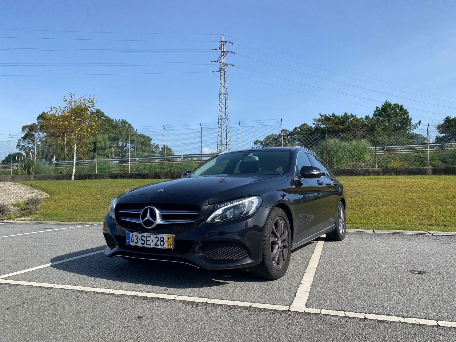Mercedes Benz Classe C 180 D segunda mão Porto
