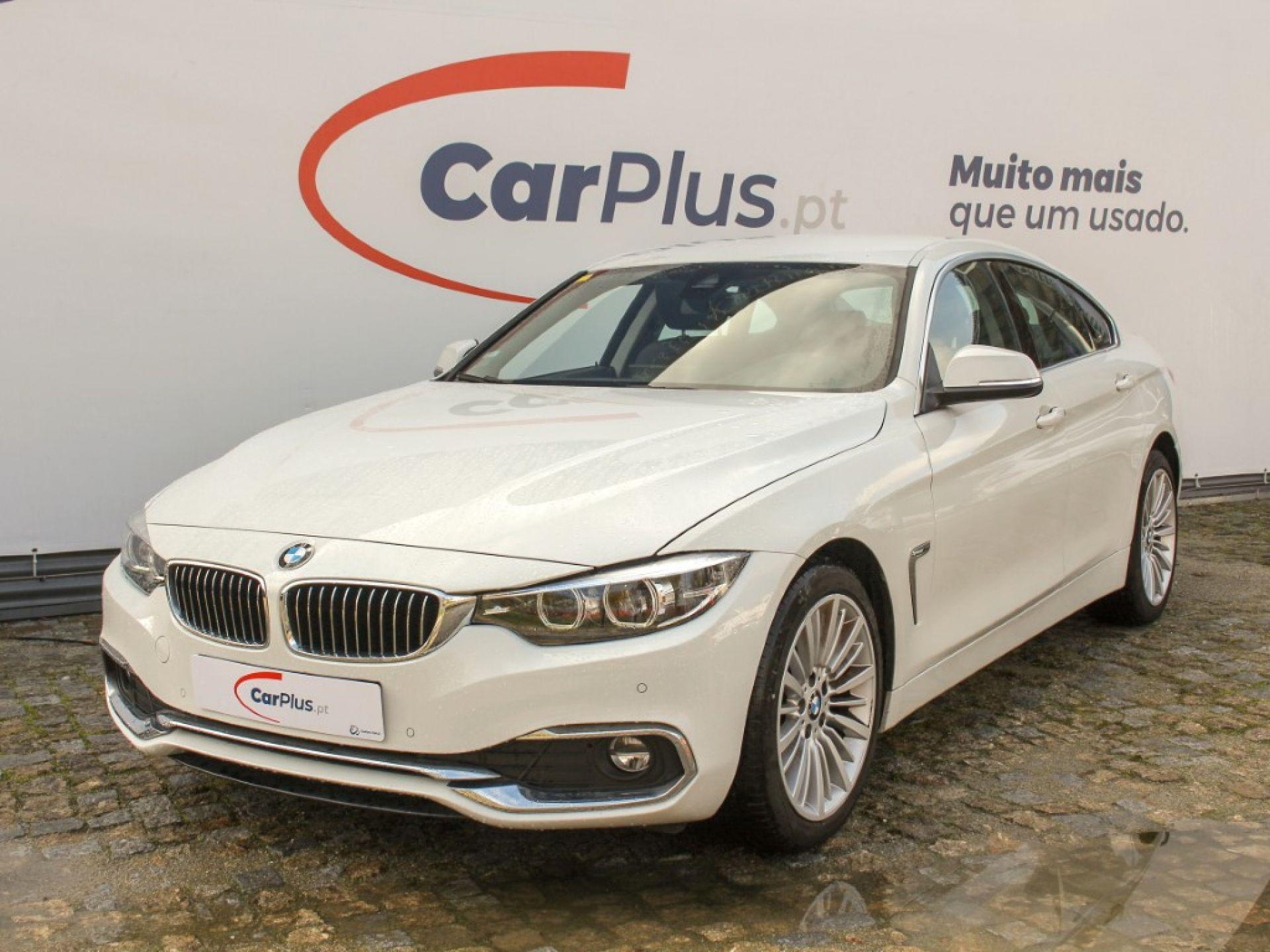 BMW Serie 4 420d Gran Coupe Auto segunda mão Porto