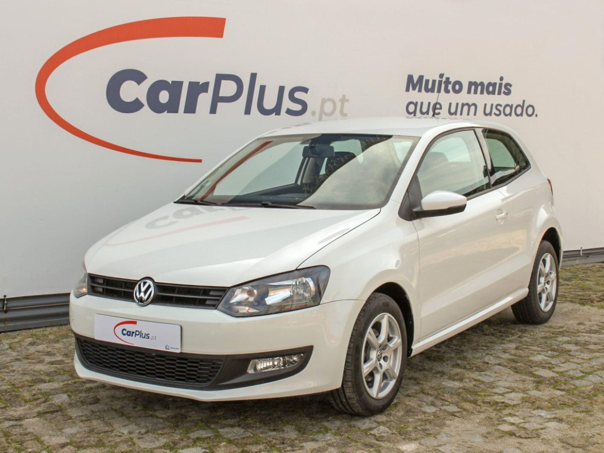 Volkswagen Polo 1.2I 60cv Trendline Pack segunda mão Porto