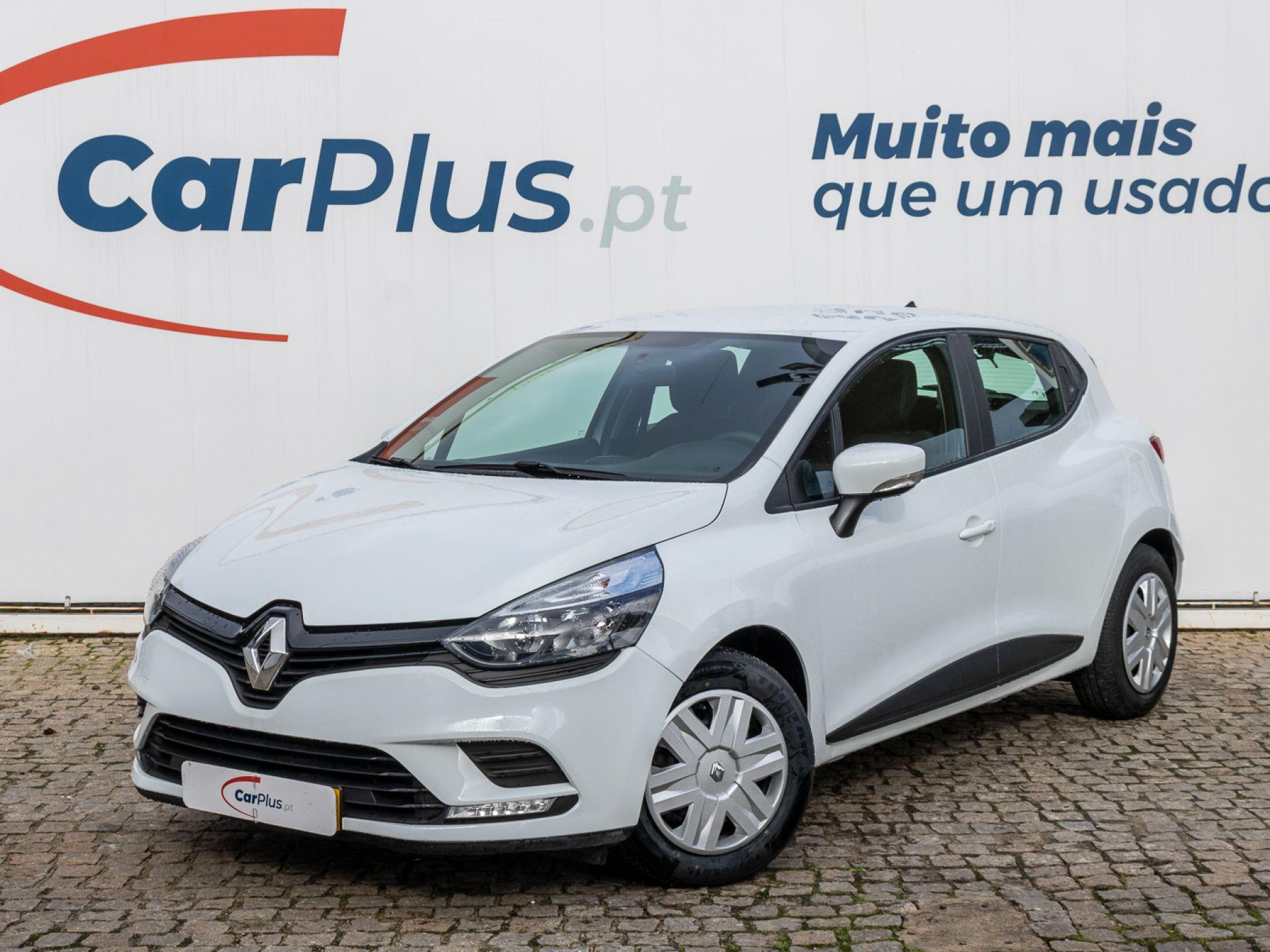 Renault Clio 0.9 Energy TCe 75 Zen segunda mão Lisboa