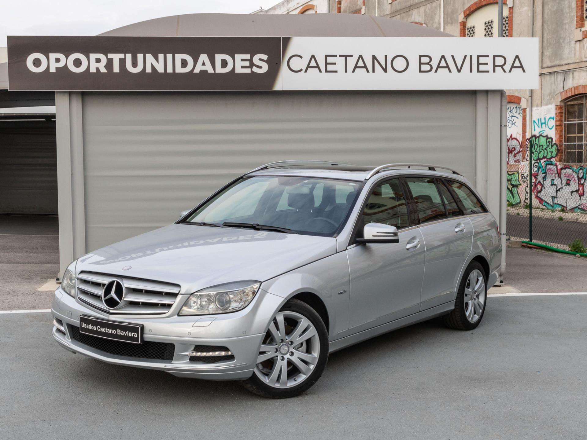 Mercedes Benz Classe C 220 CDI BlueEFFICIENCY CLASSIC segunda mão Lisboa