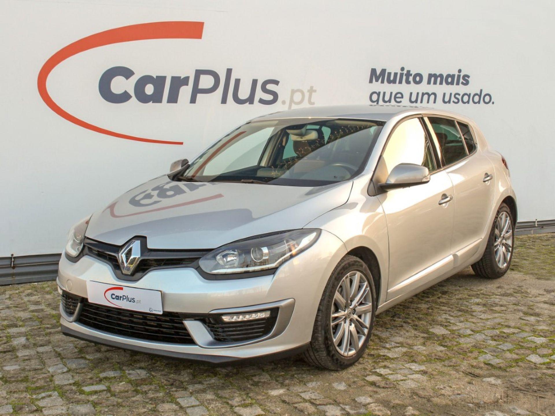 Renault Megane 1.5dCi 110cv S&S ECO2 Energy GT Line segunda mão Porto