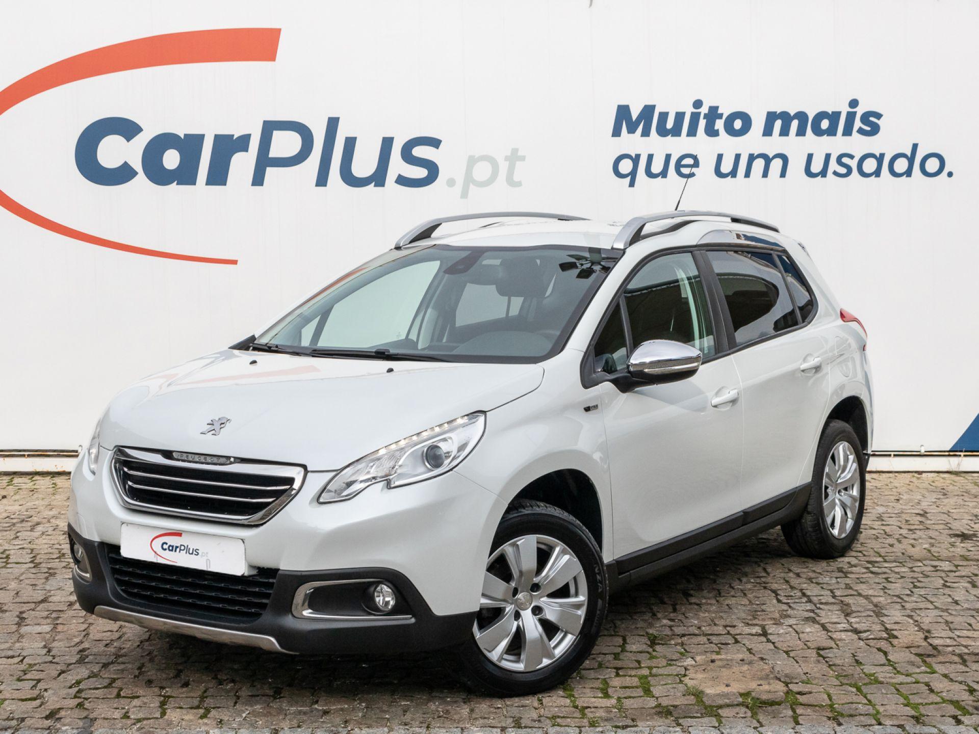 Peugeot 2008 Style 1.2 PureTech 82 CVM5 segunda mão Lisboa