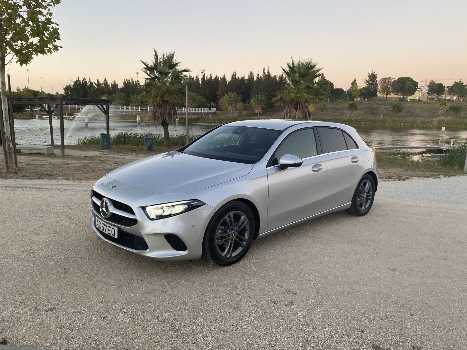Mercedes Benz Classe A 180d Manual usada Castelo Branco