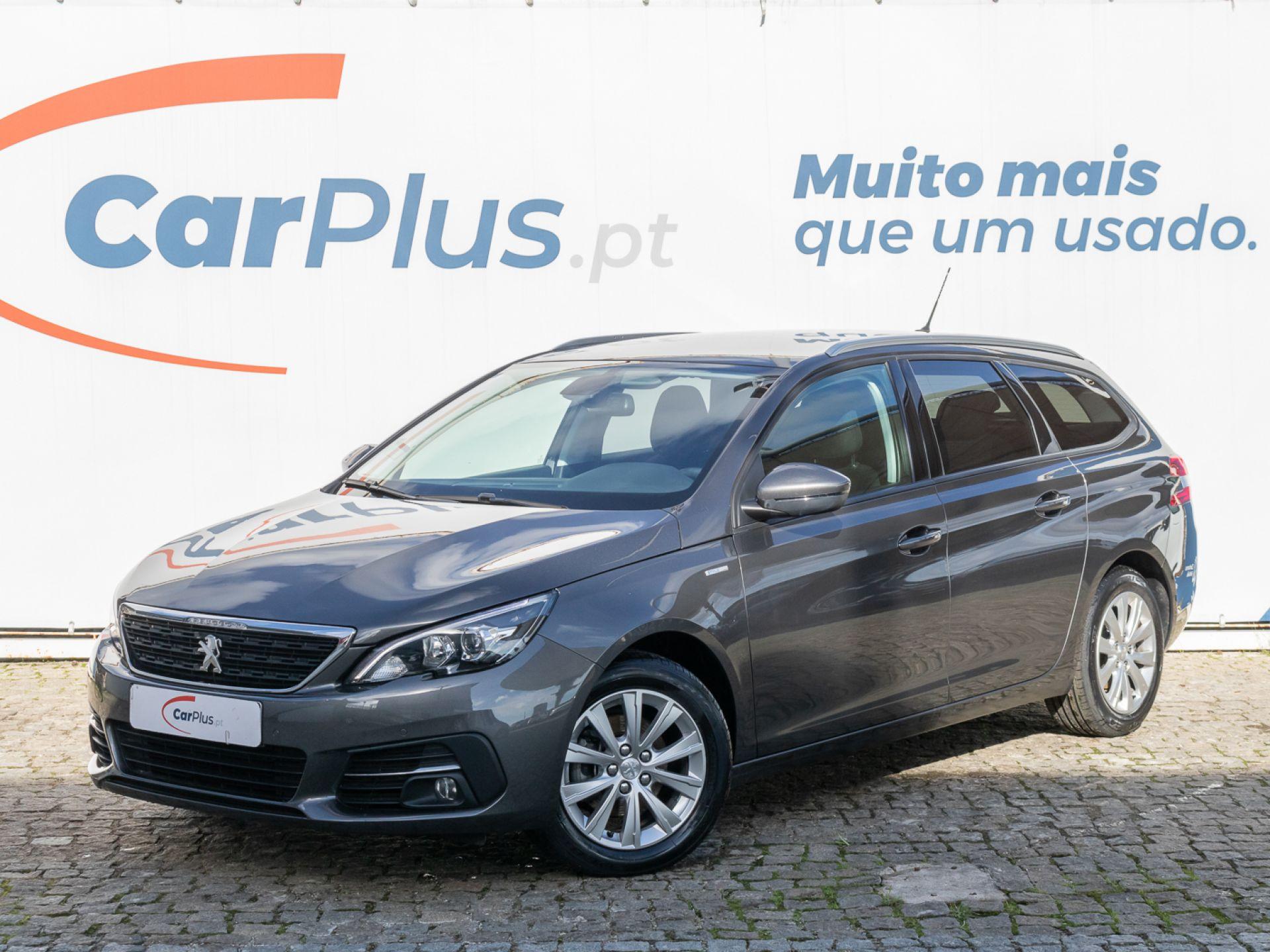 Peugeot 308 SW Style 1.5 BlueHDi 100cv Eu 6.2d CVM6 SW segunda mão Lisboa