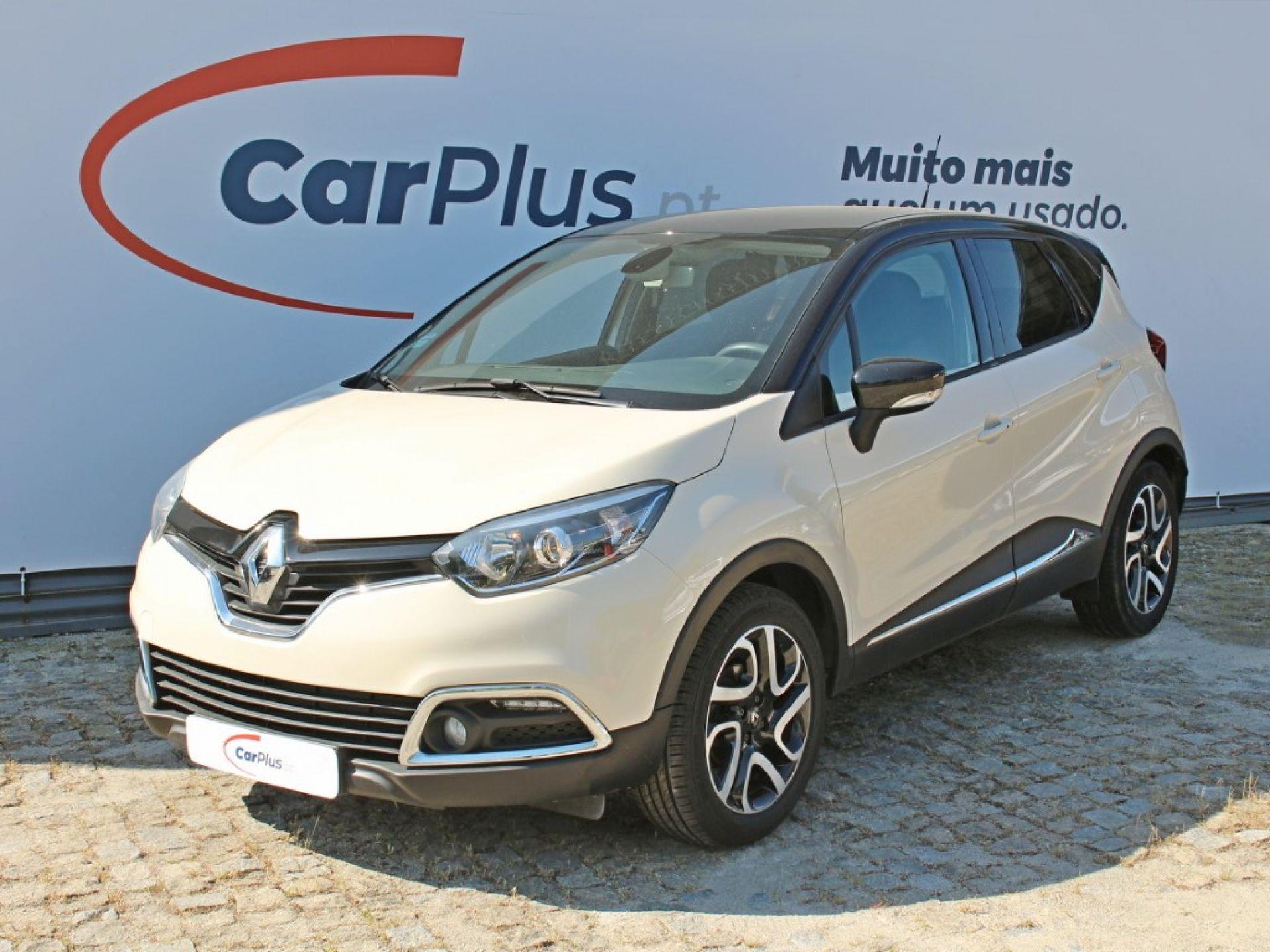 Renault Captur 1.5 dCi 90cv S&S Energy ECO2 Exclusive segunda mão Porto