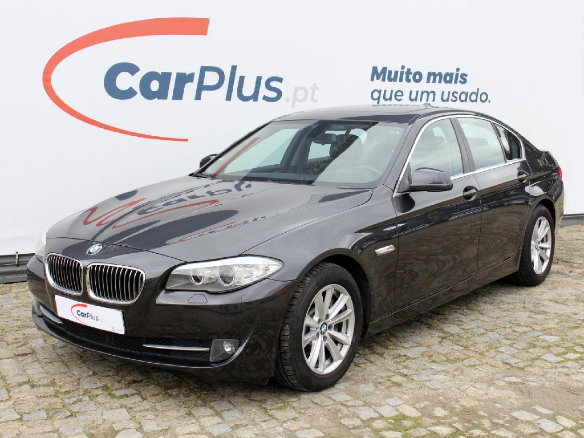 BMW Serie 5 530d Auto segunda mão Porto