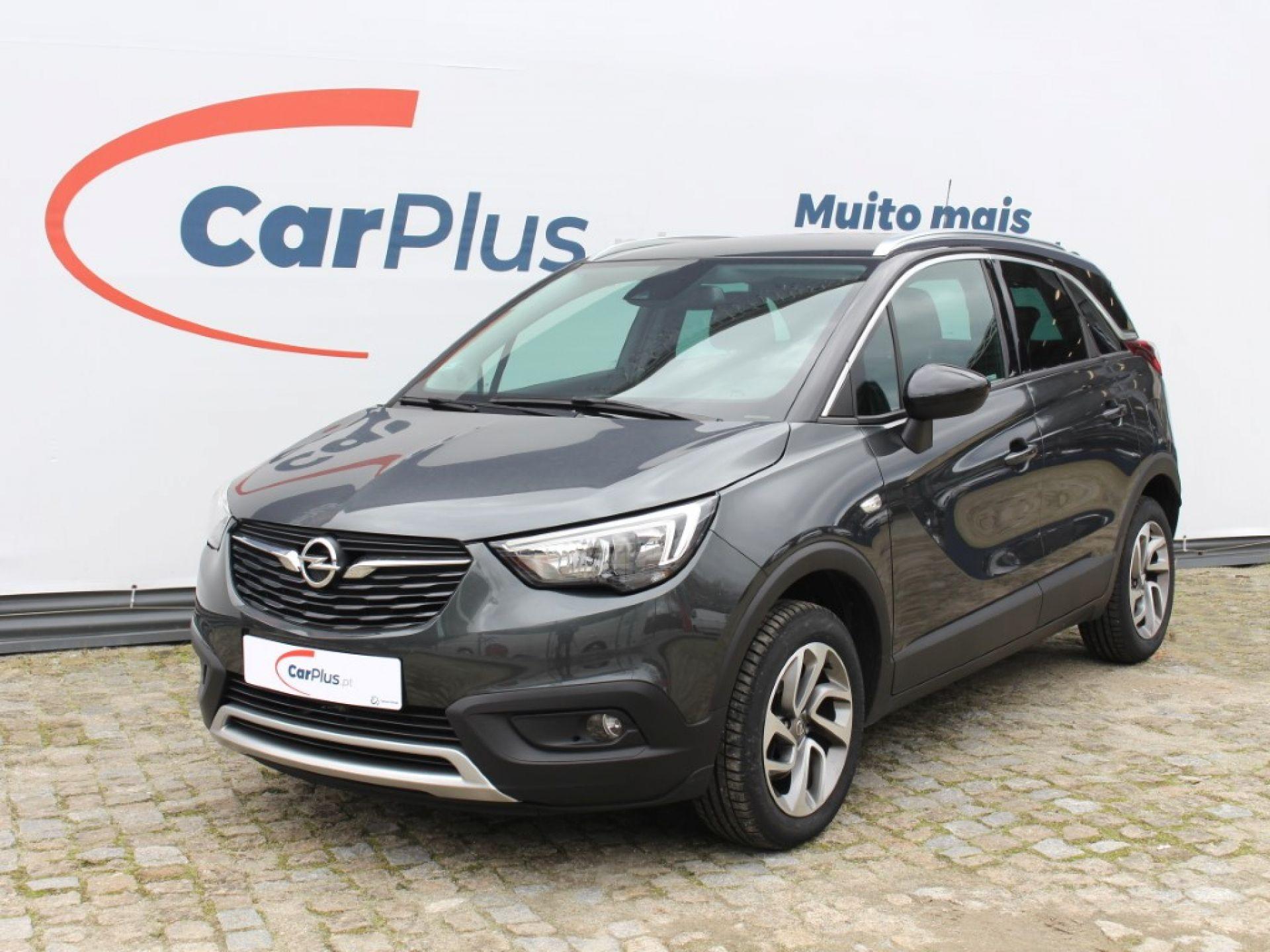 Opel Crossland X 1.6CDTi 120cv S/S Innovation segunda mão Porto