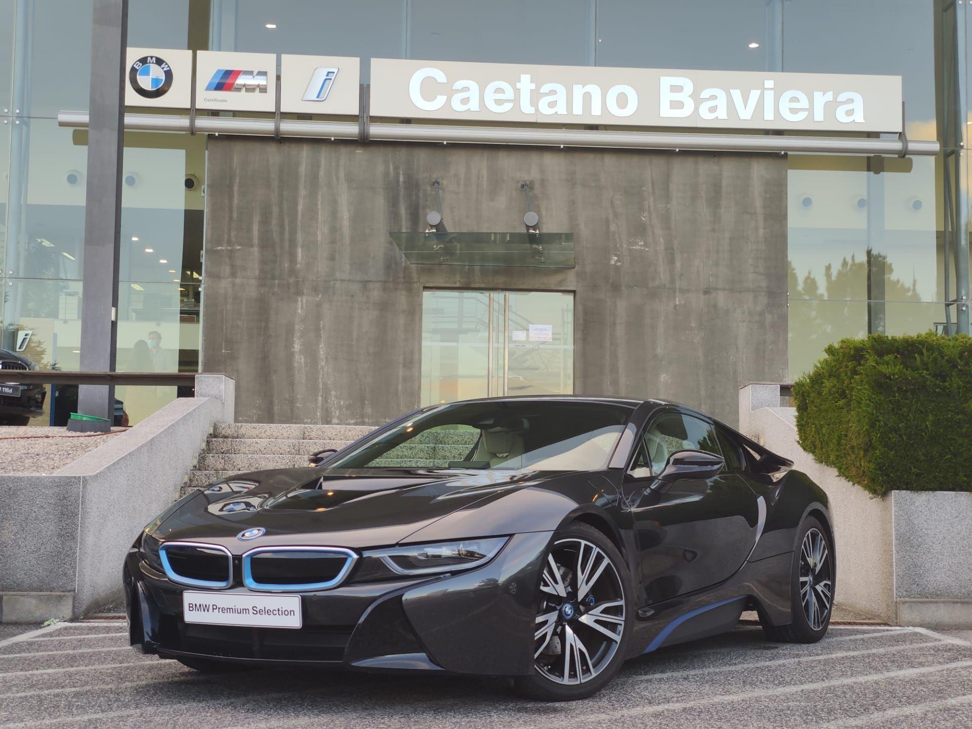 BMW i8 1.5 Híbrido segunda mão Lisboa