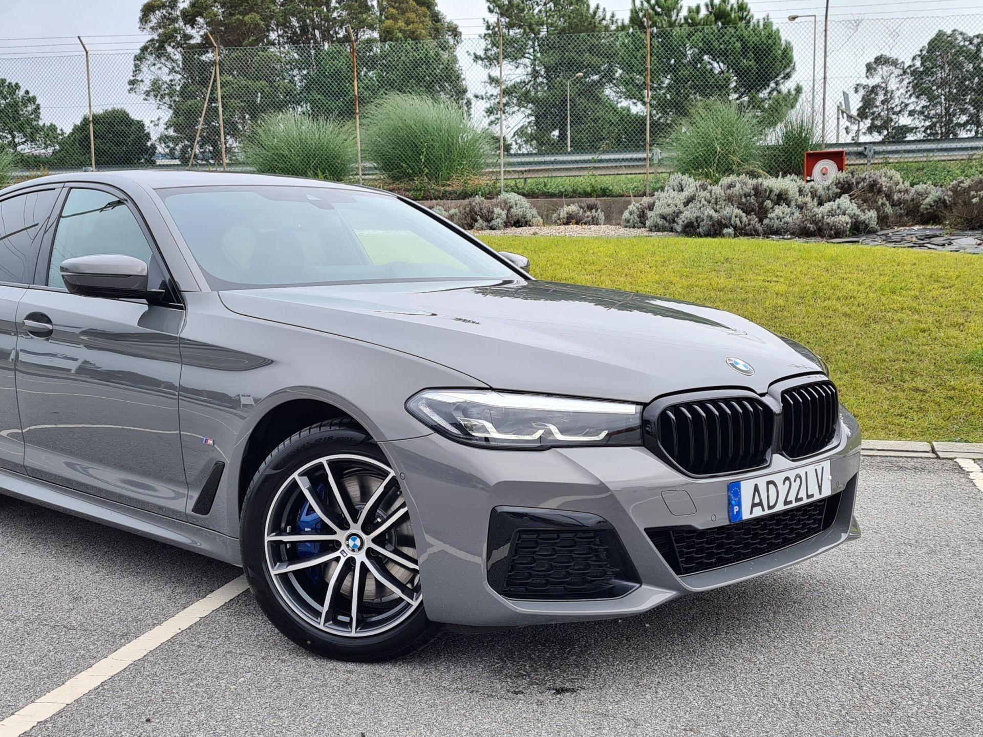 BMW Serie 5 530e iPerformance segunda mão Porto