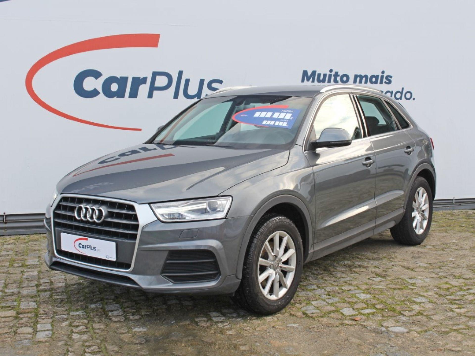 Audi Q3 2.0 TDI 150cv segunda mão Porto