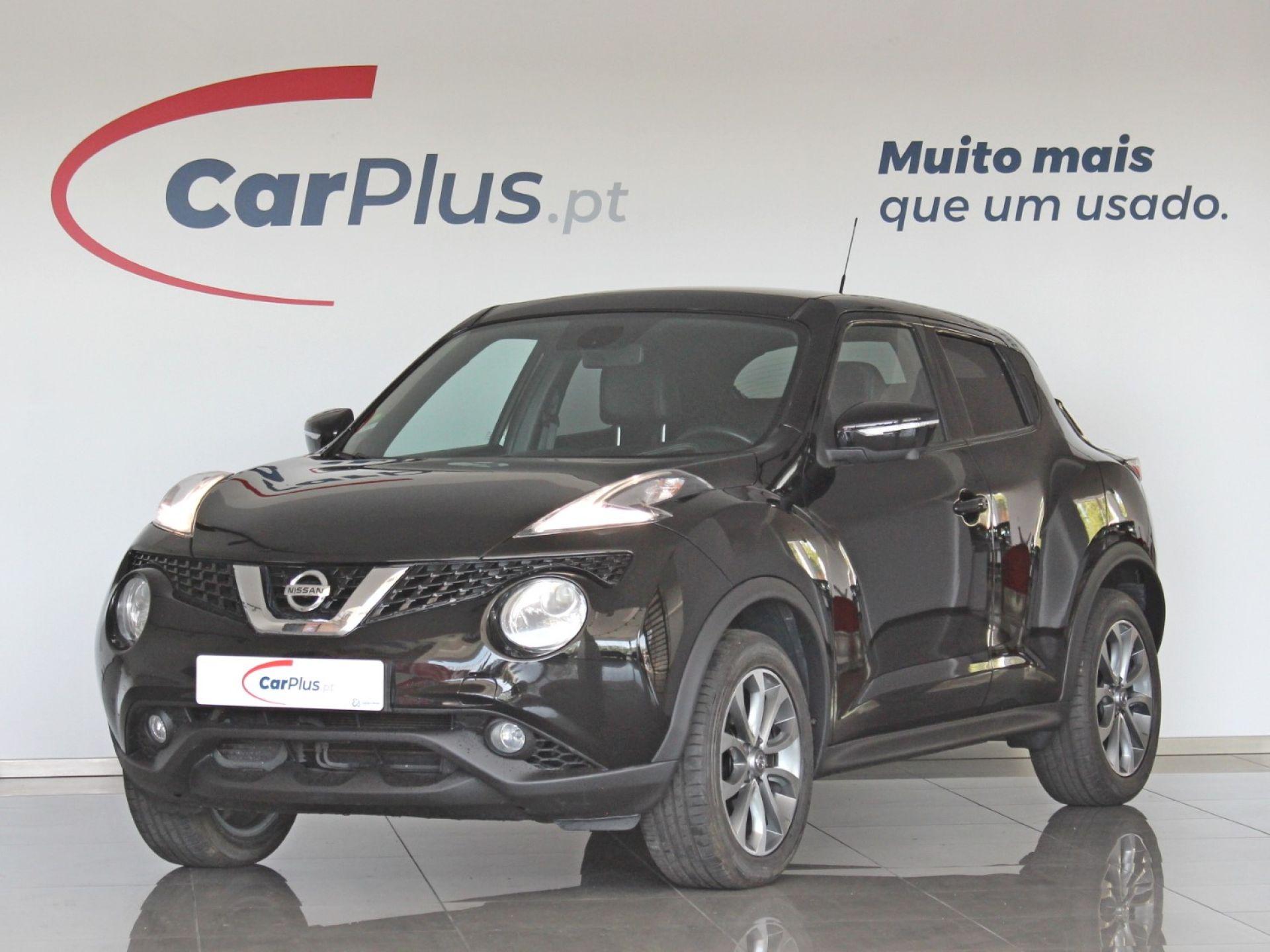 Nissan JUKE 1.6 Tekna Premium CVT segunda mão Braga