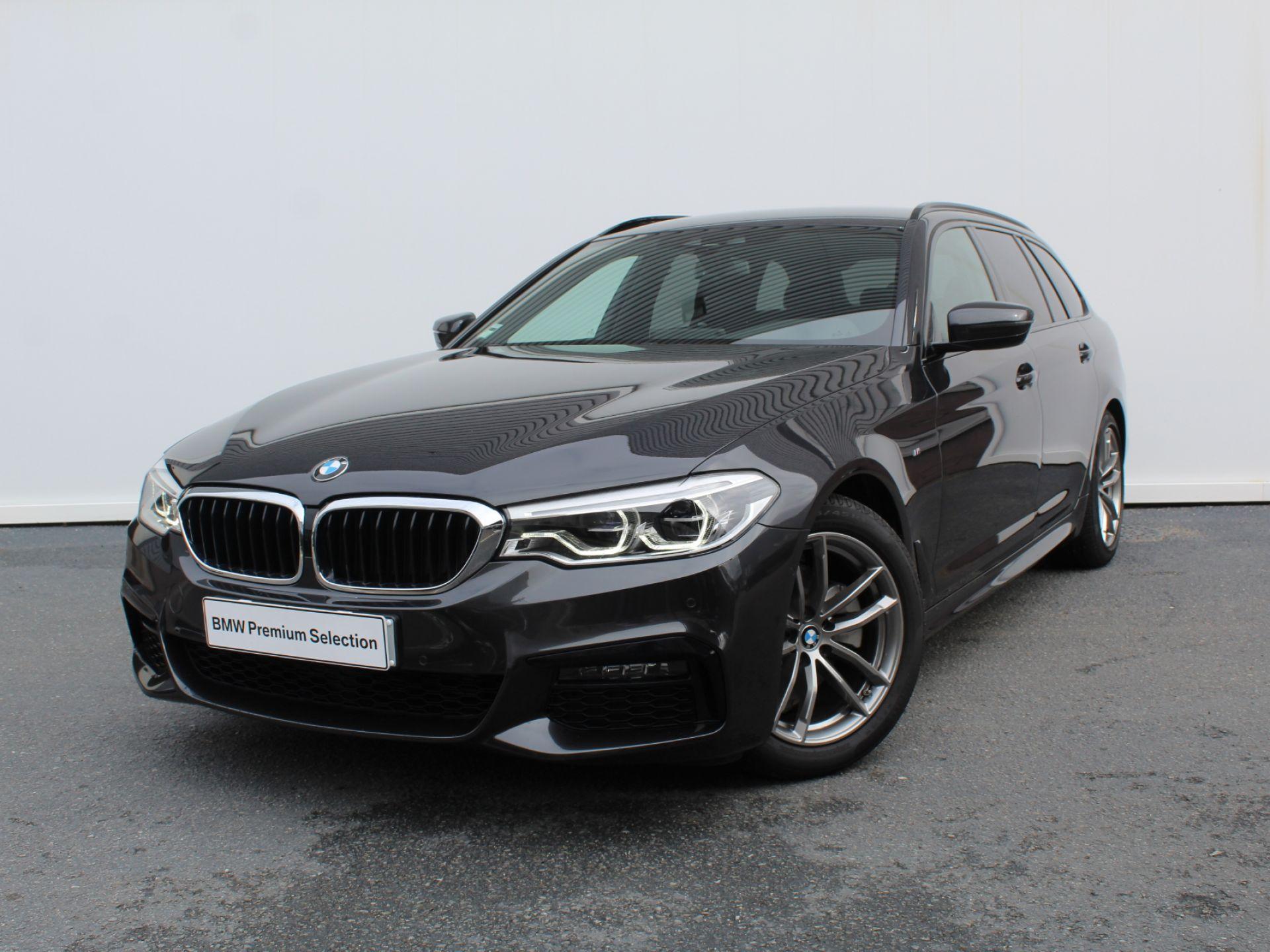 BMW Serie 5 520d Auto Touring Pack M segunda mão Aveiro