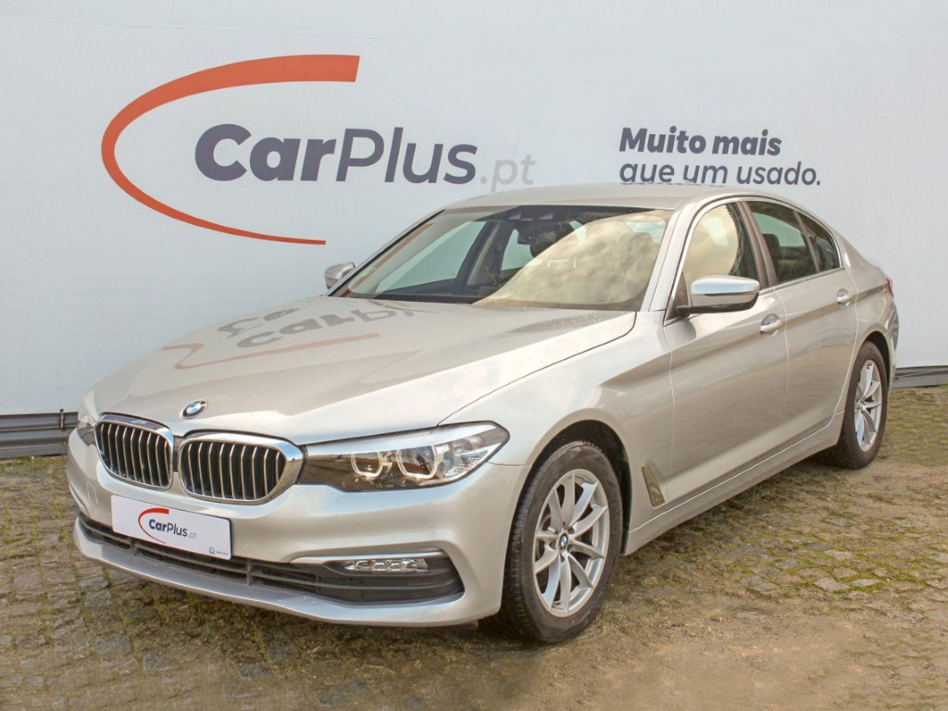 BMW Serie 5 520d segunda mão Porto