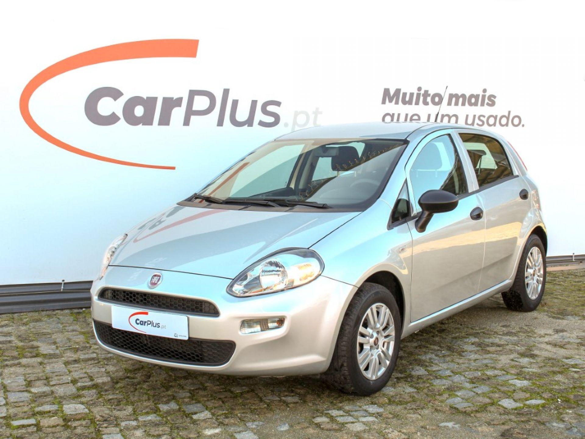 Fiat Punto 1.2 8v 67cv Easy segunda mão Porto