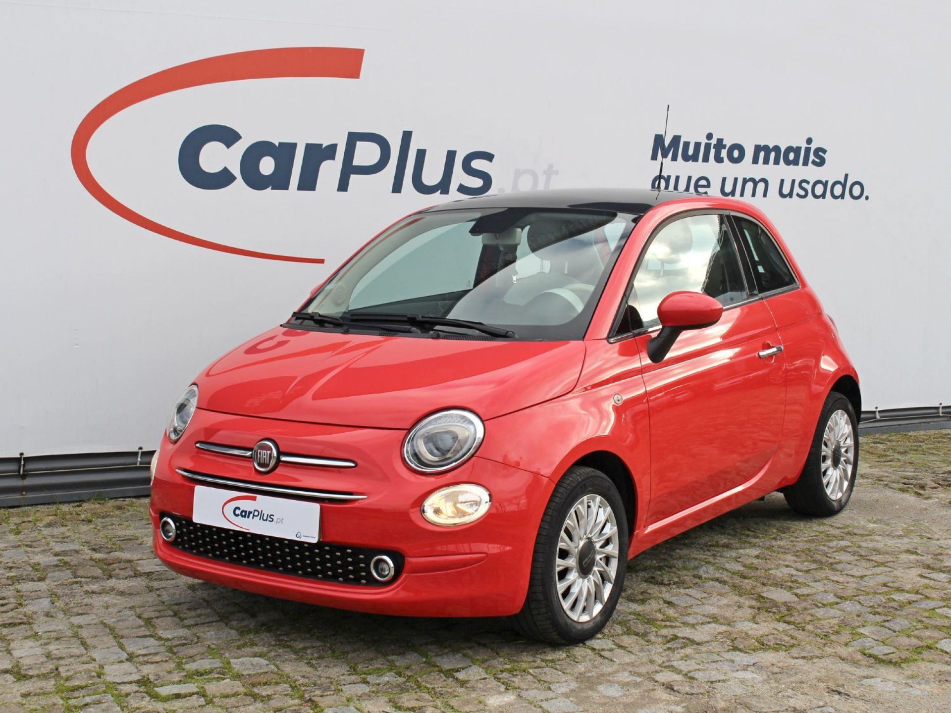 Fiat 500 1.2 8v 69cv Lounge segunda mão Porto