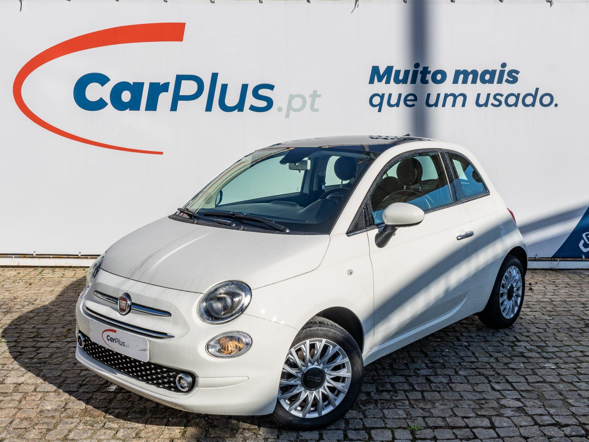 Fiat 500 1.2 69cv Lounge segunda mão Lisboa