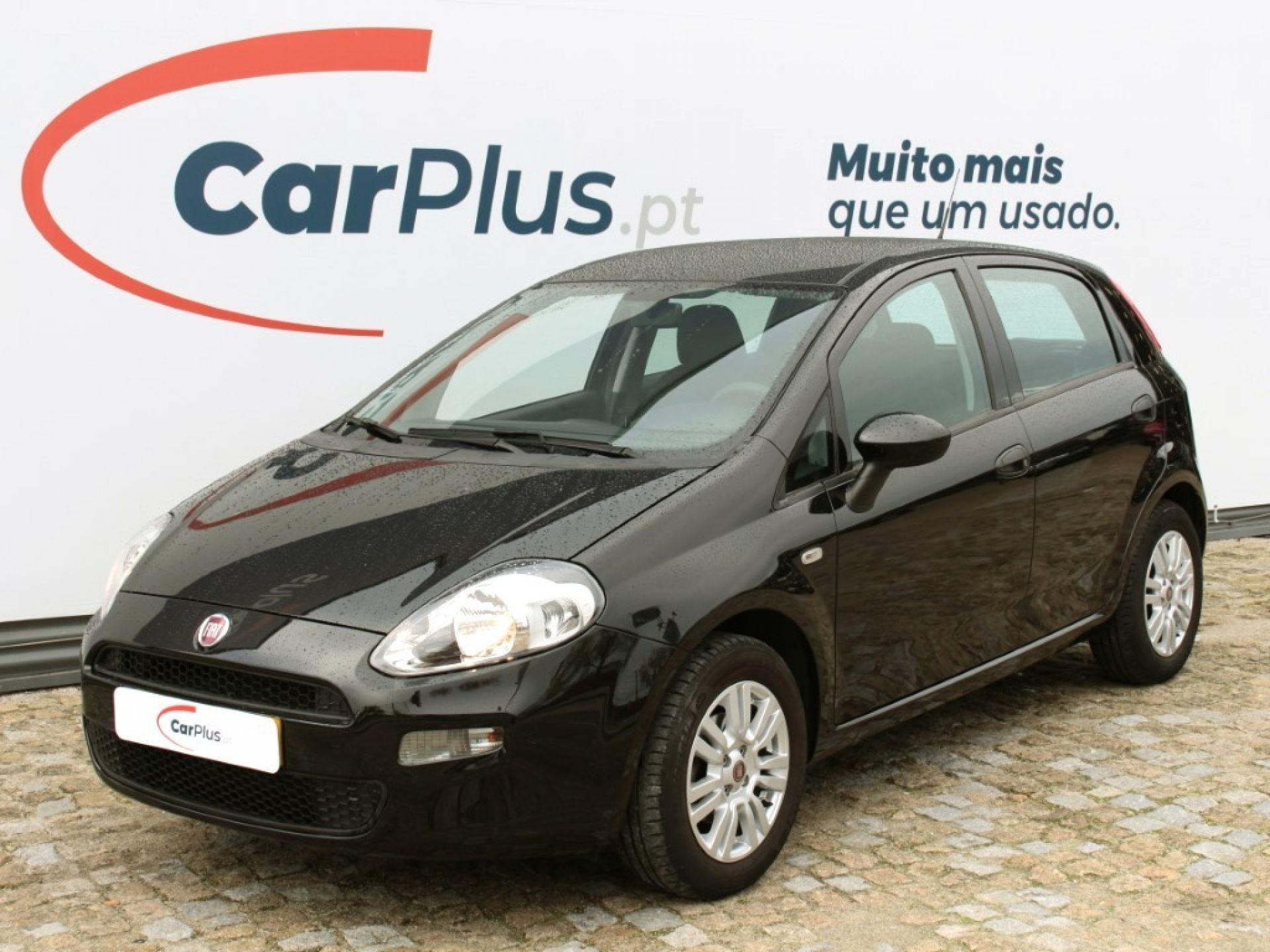 Fiat Punto 1.2 8v 67cv Easy segunda mão Braga