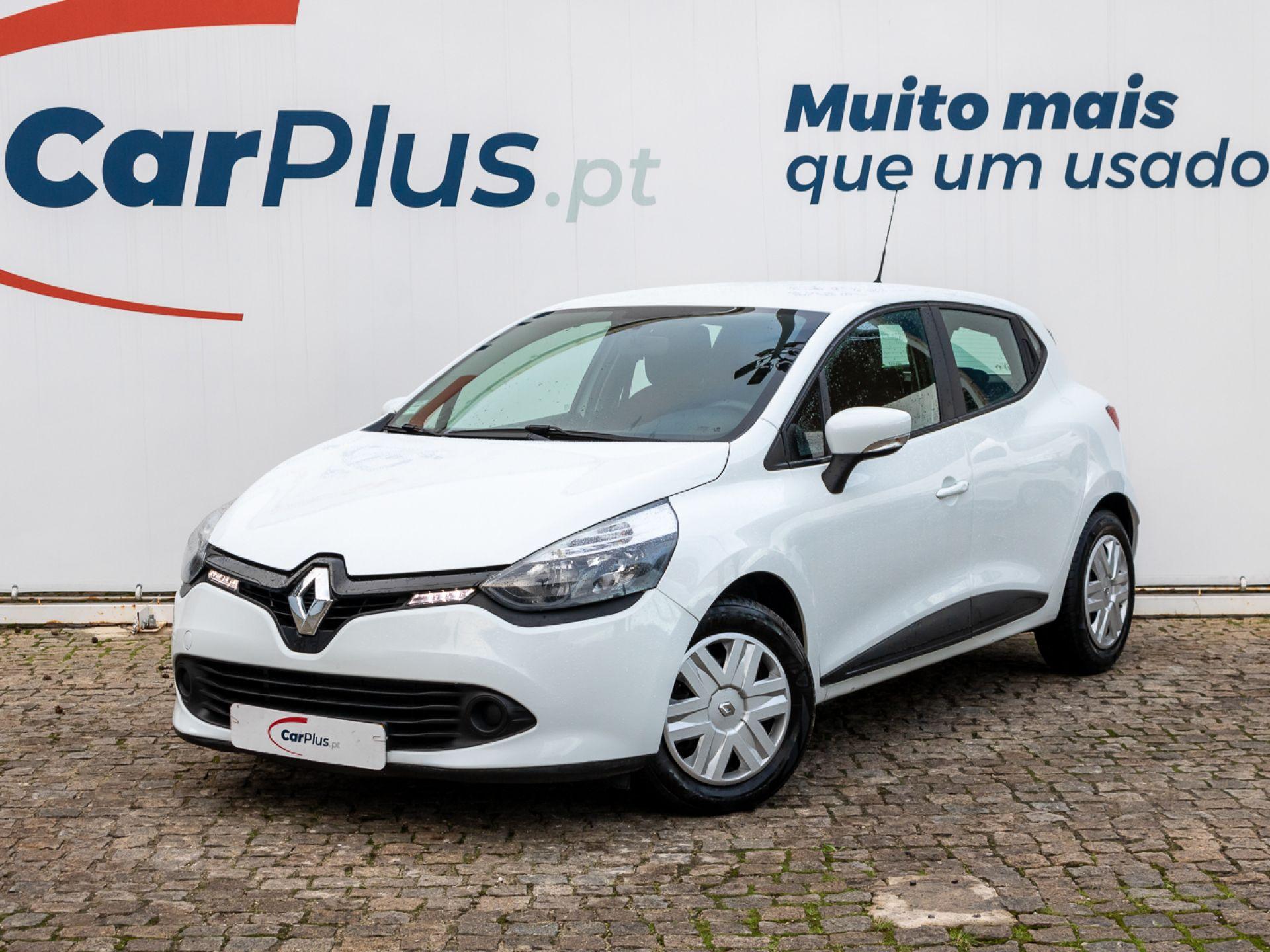 Renault Clio 1.5 dCi 75cv ECO2 Confort segunda mão Lisboa