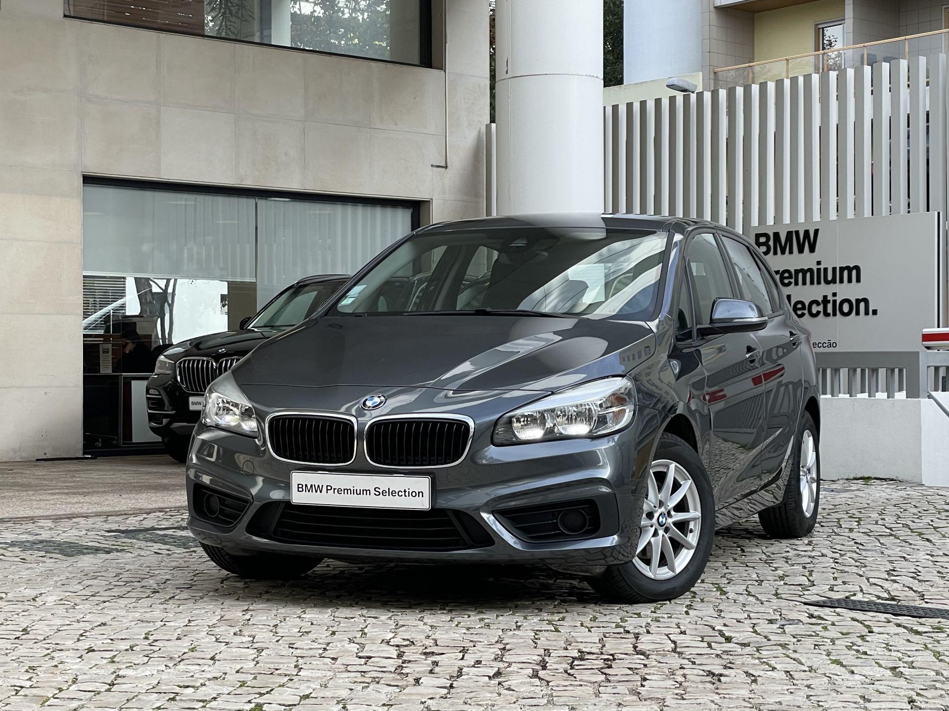 BMW Serie 2 Active Tourer Active Tourer 216d segunda mão Lisboa