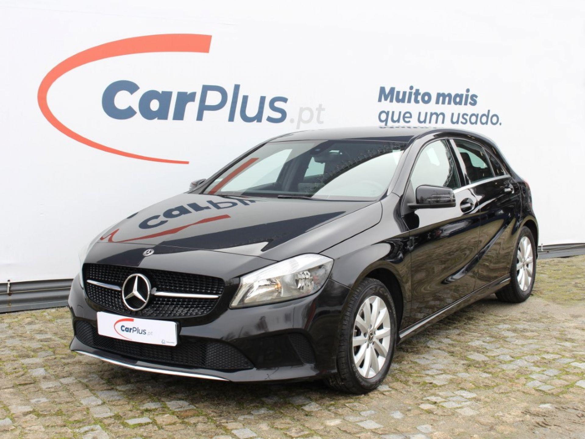 Mercedes Benz Classe A 1.5 180 d segunda mão Porto