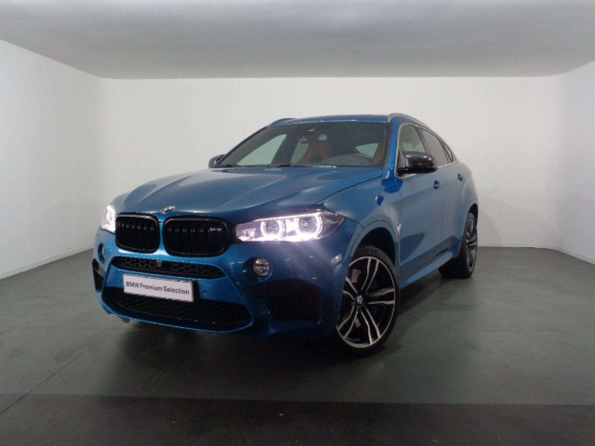 BMW X6 M segunda mão Porto