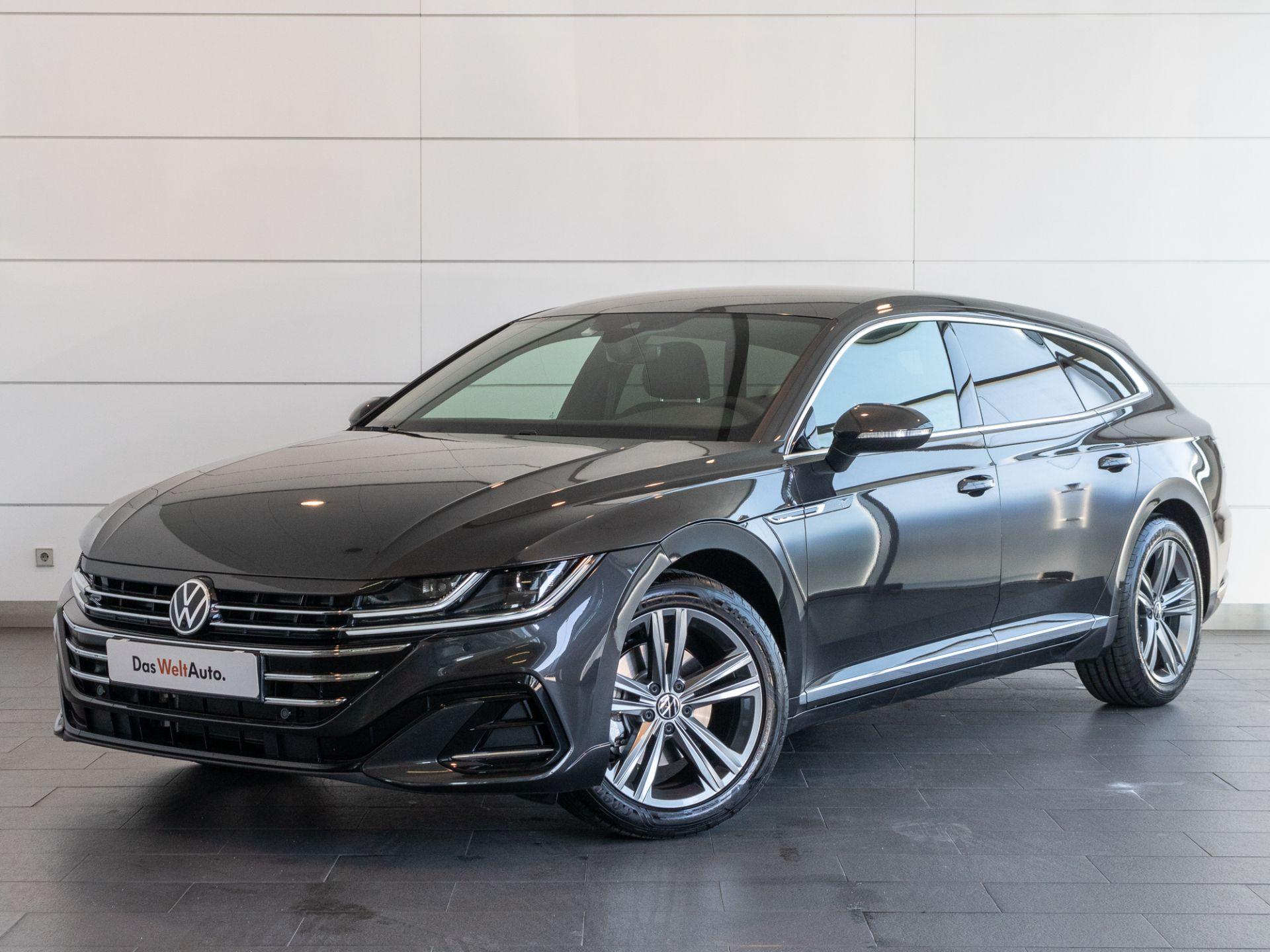 Volkswagen Arteon Arteon Shooting 2.0 TDI 150 cv DSG R-Line segunda mão Setúbal