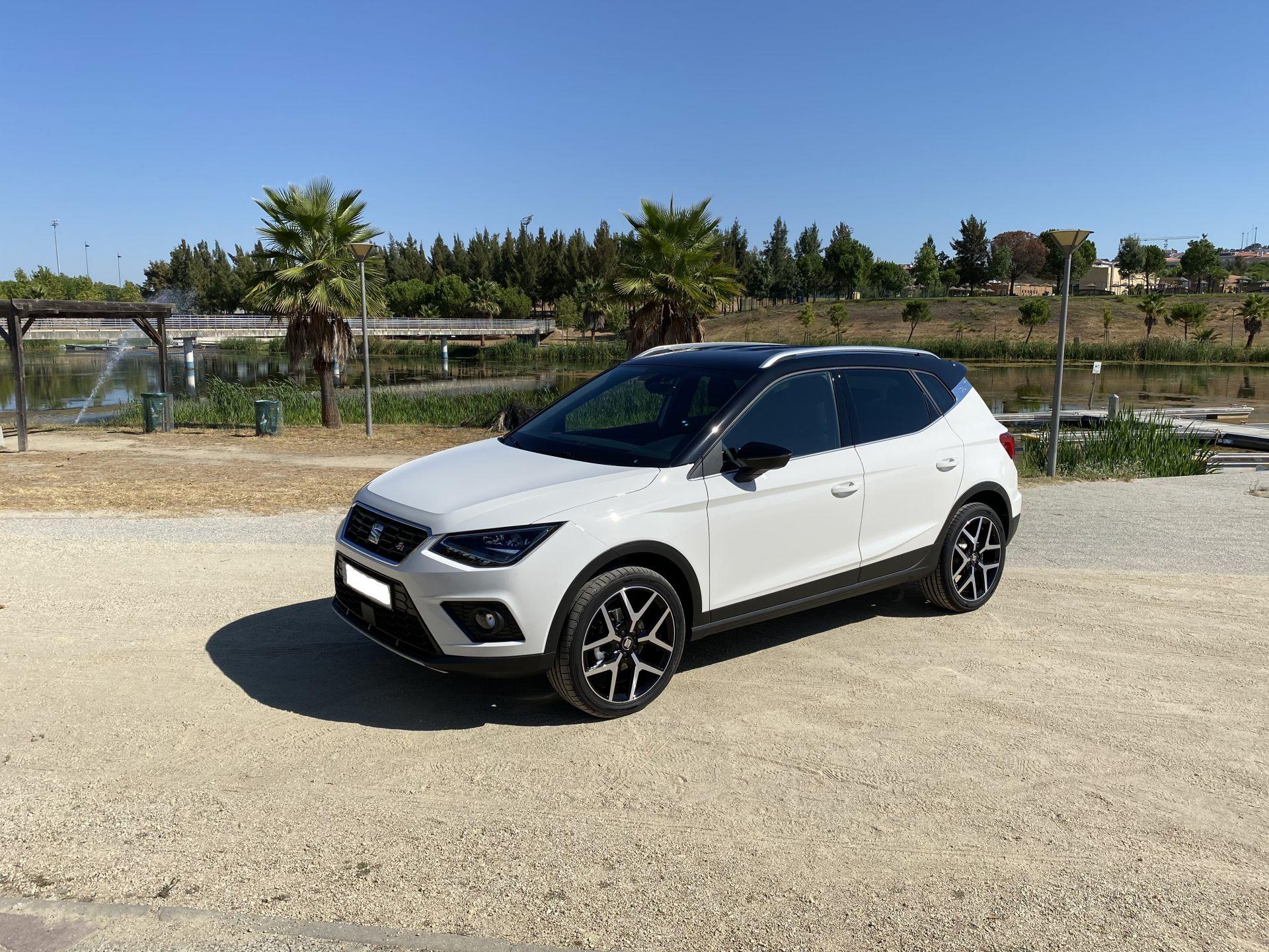 SEAT Arona 1.0 TSI FR 6v segunda mão Castelo Branco