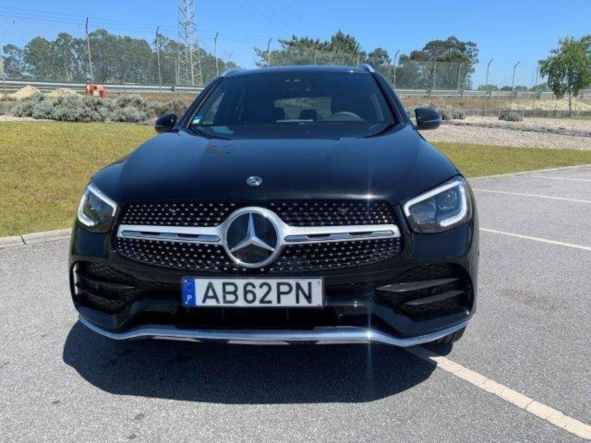 Mercedes Benz Classe GLC SU220d segunda mão Porto