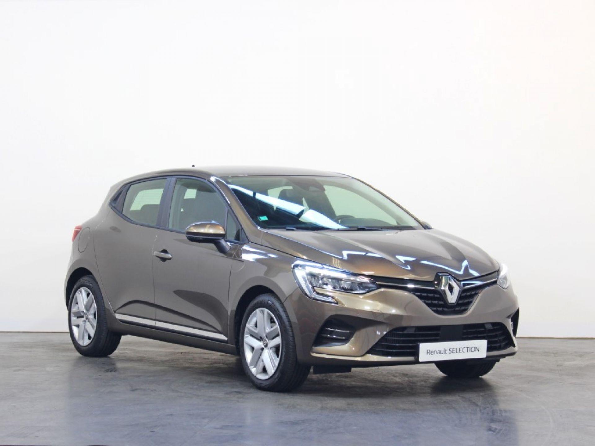 Renault Clio TCe 100 Intens segunda mão Porto