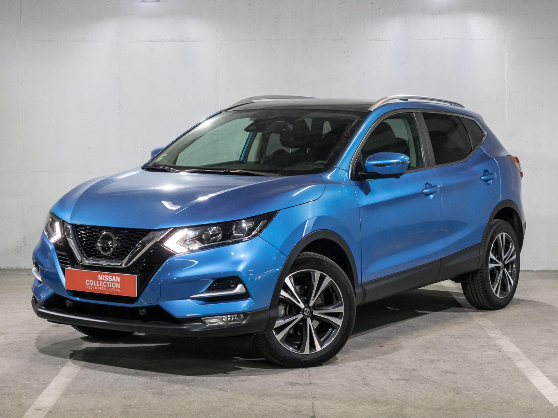 Nissan Qashqai DIG-T 103 kW (140 CV) E6D N-CONNECTA segunda mão Lisboa