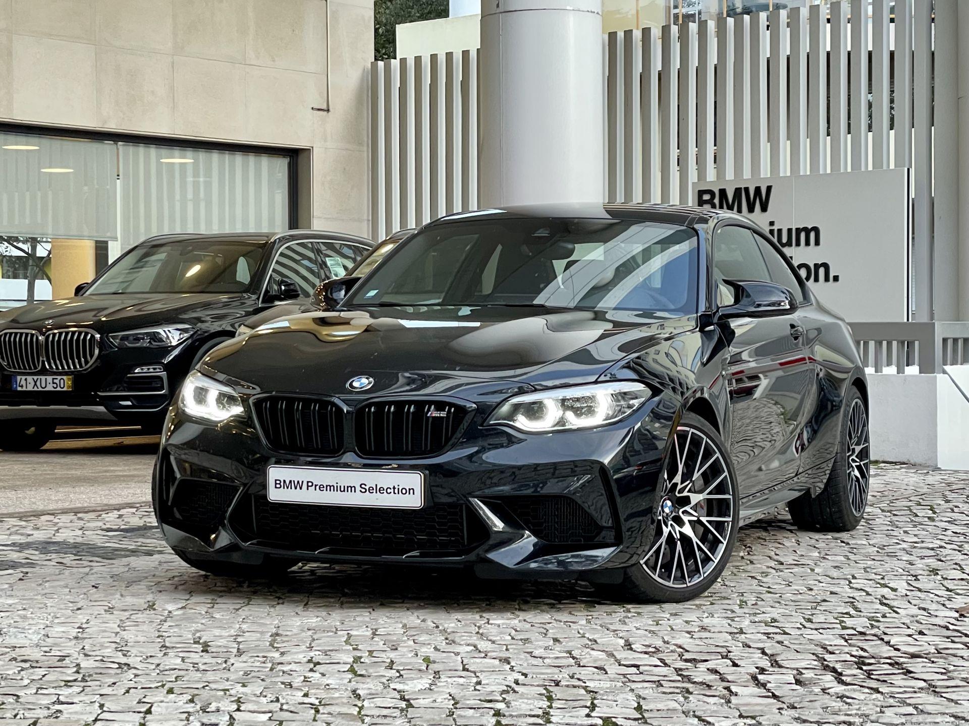 BMW Série 2 M2 Competition segunda mão Lisboa