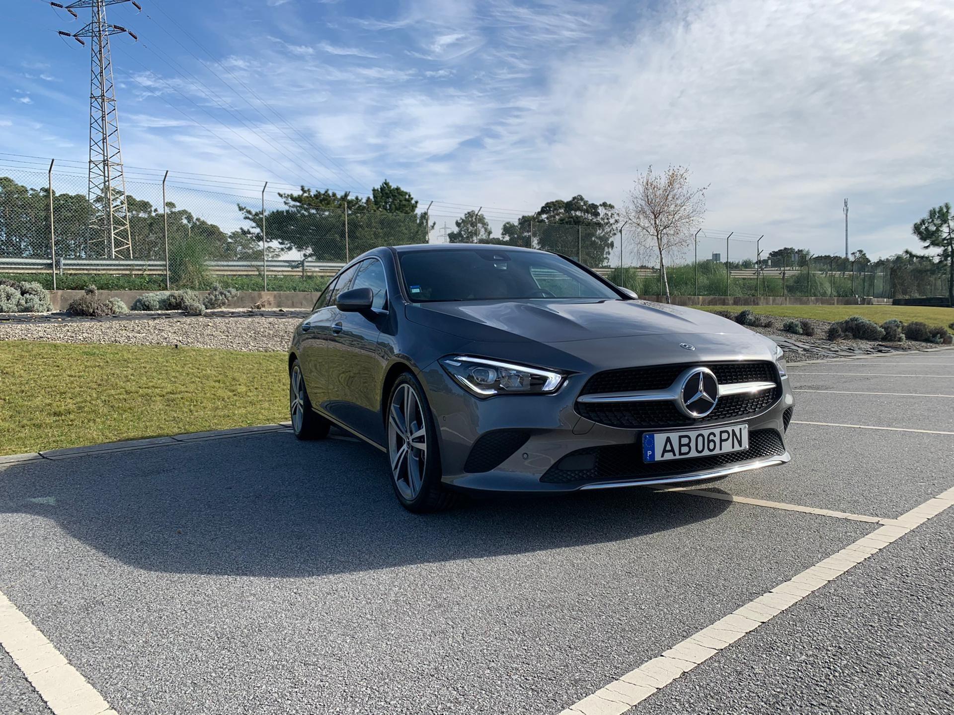 Mercedes Benz Classe CLA 200d DCT Shooting Brake segunda mão Porto
