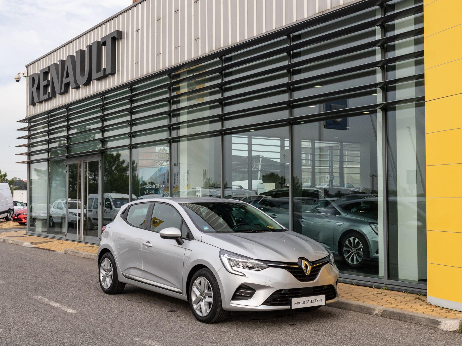 Renault Clio TCe 100 Intens segunda mão Setúbal