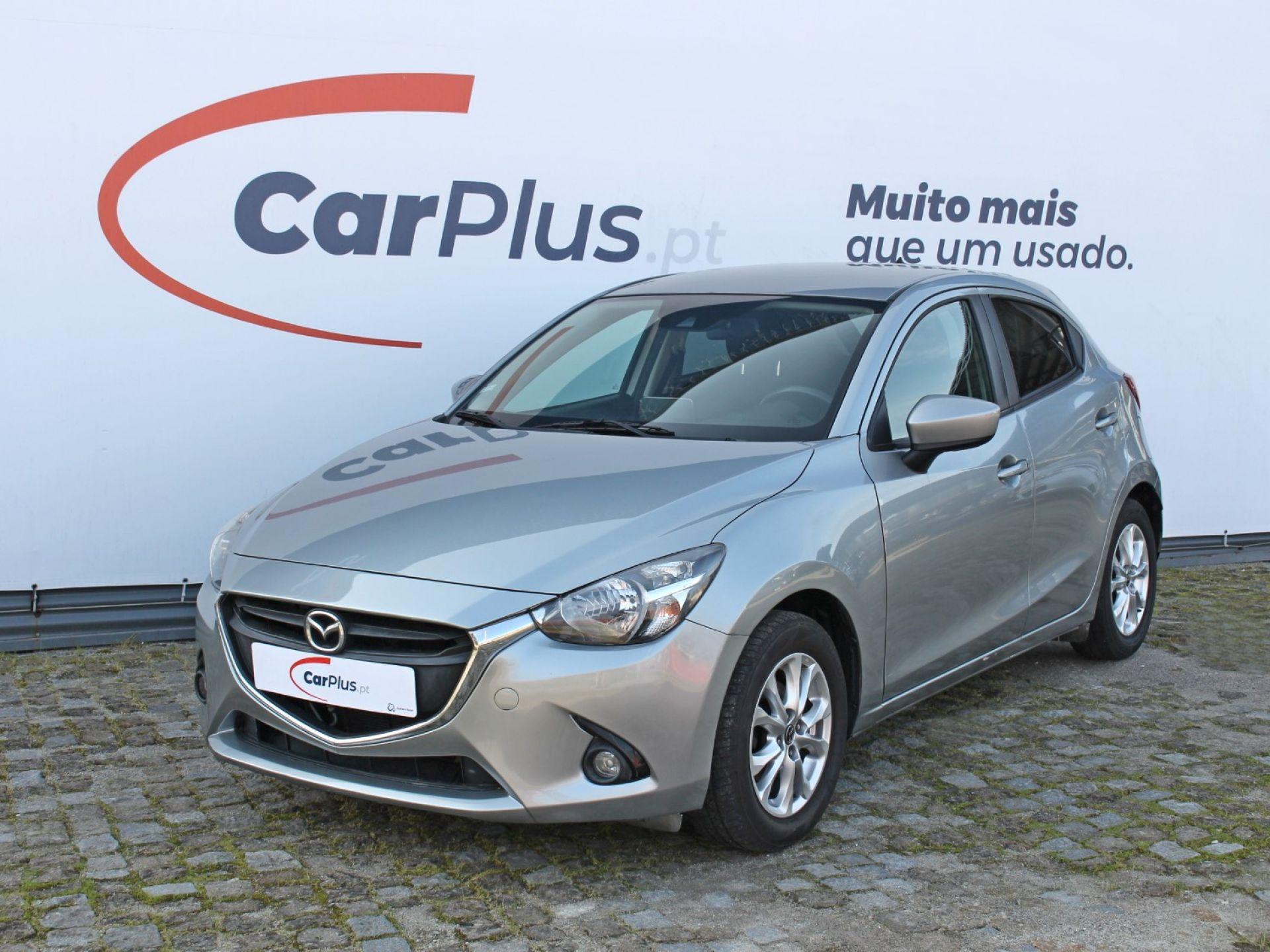 Mazda Mazda2 1.5 SKYACTIV-D 105 cv Evolve Navi segunda mão Porto