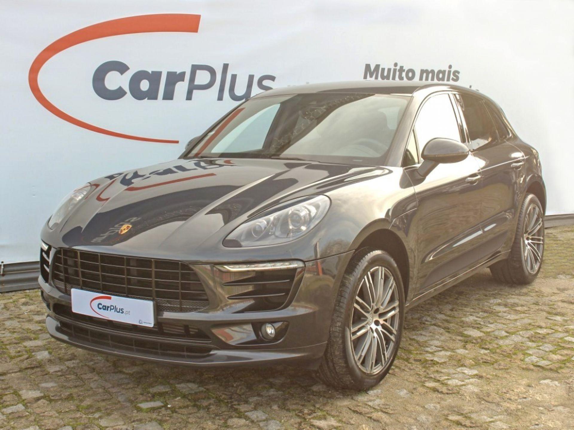 Porsche Macan 2.0 segunda mão Porto