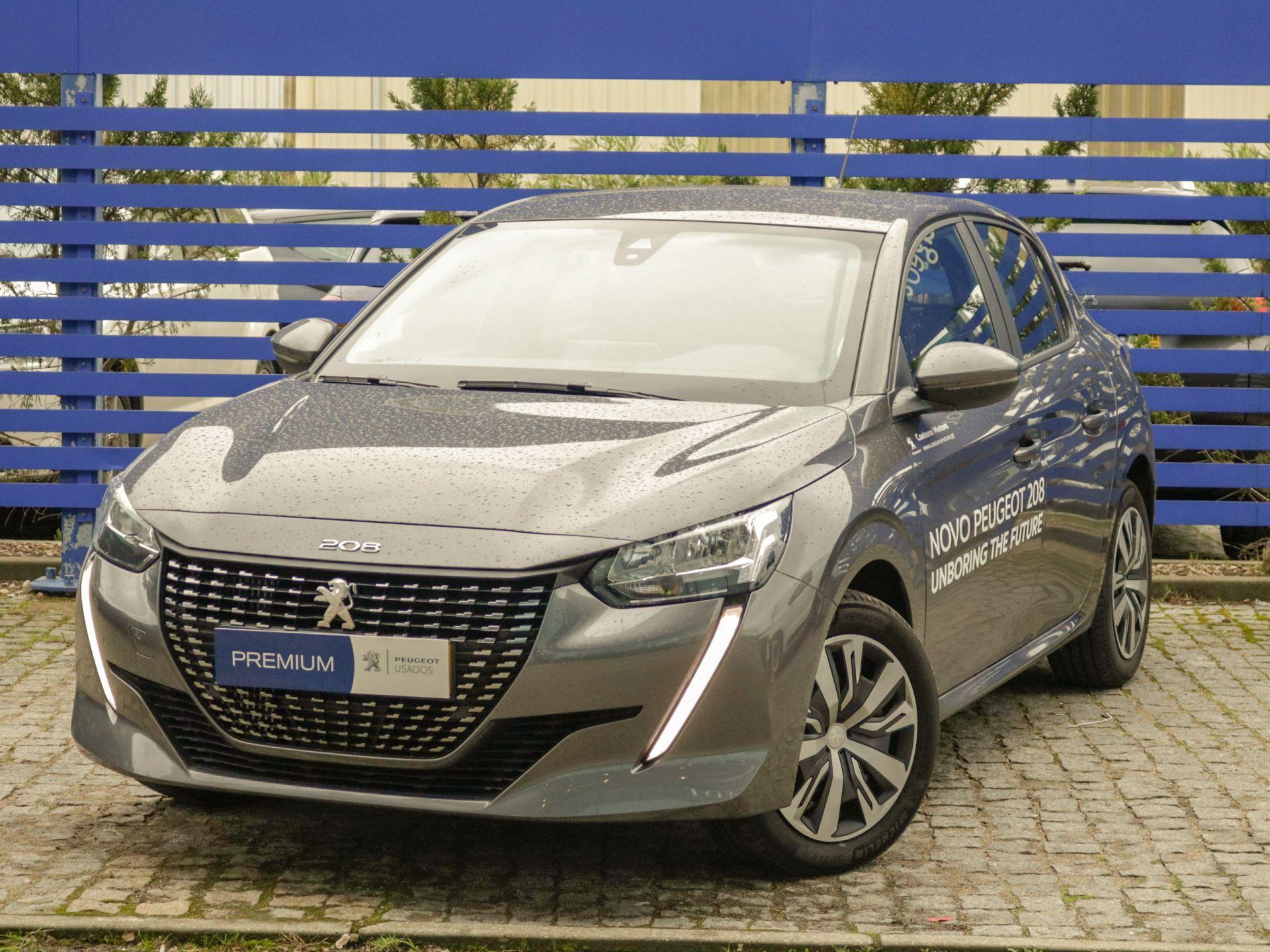 Peugeot 208 1.5 BlueHDI 100cv Active segunda mão Lisboa
