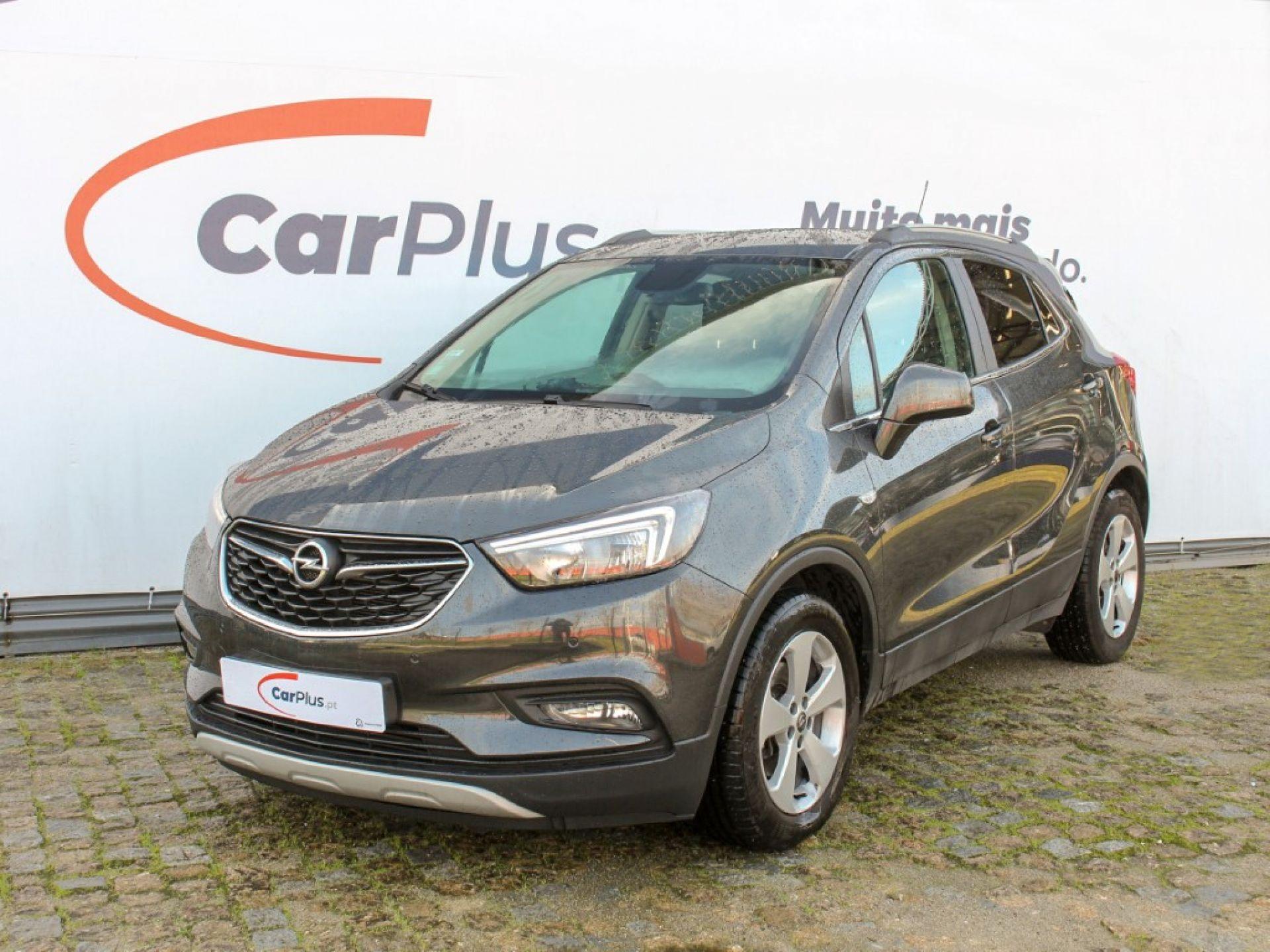 Opel Mokka X 1.4 Turbo 140cv GPL Innovation FWD segunda mão Porto