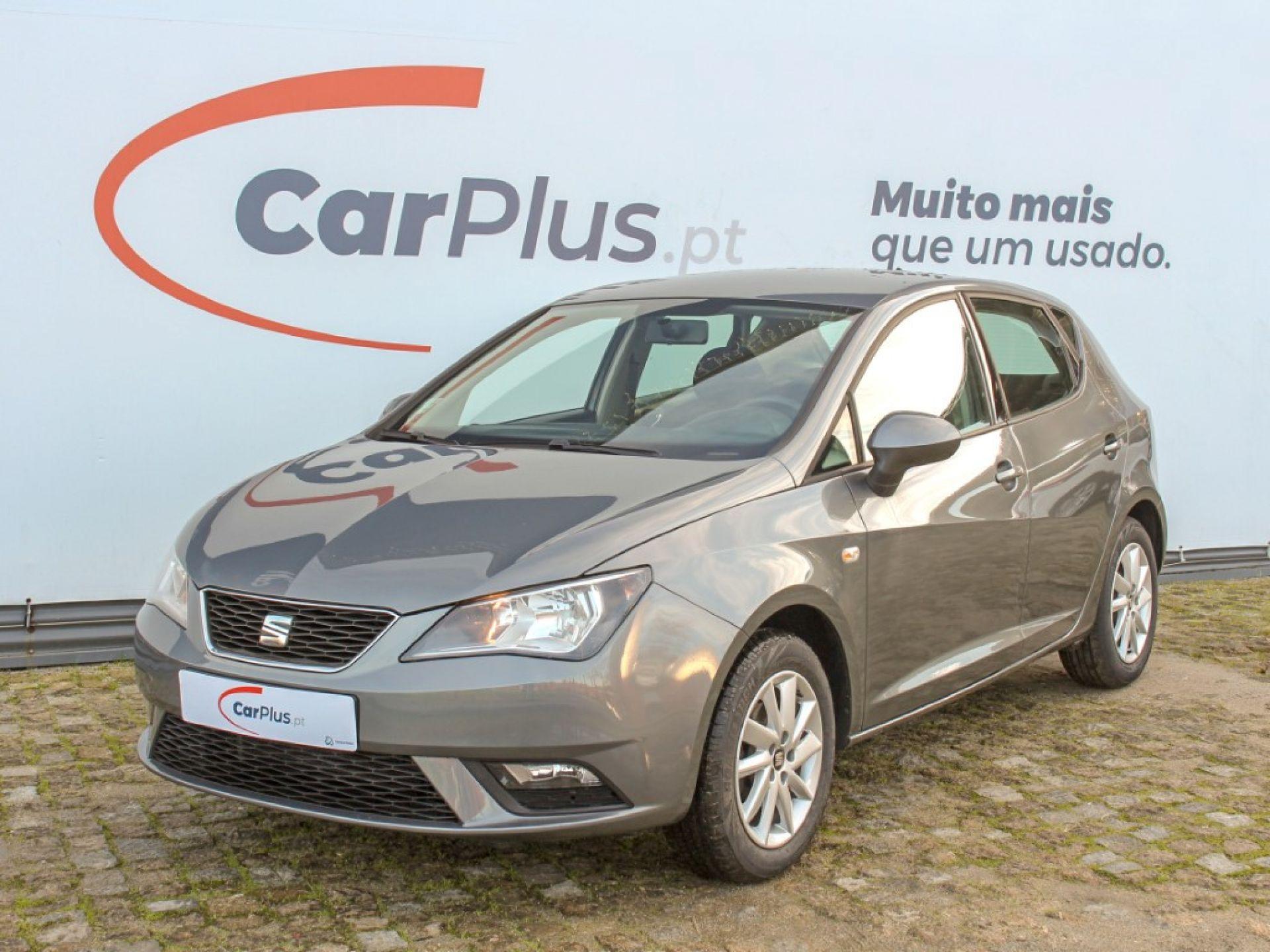 SEAT Ibiza 1.2 REFERENCE segunda mão Braga
